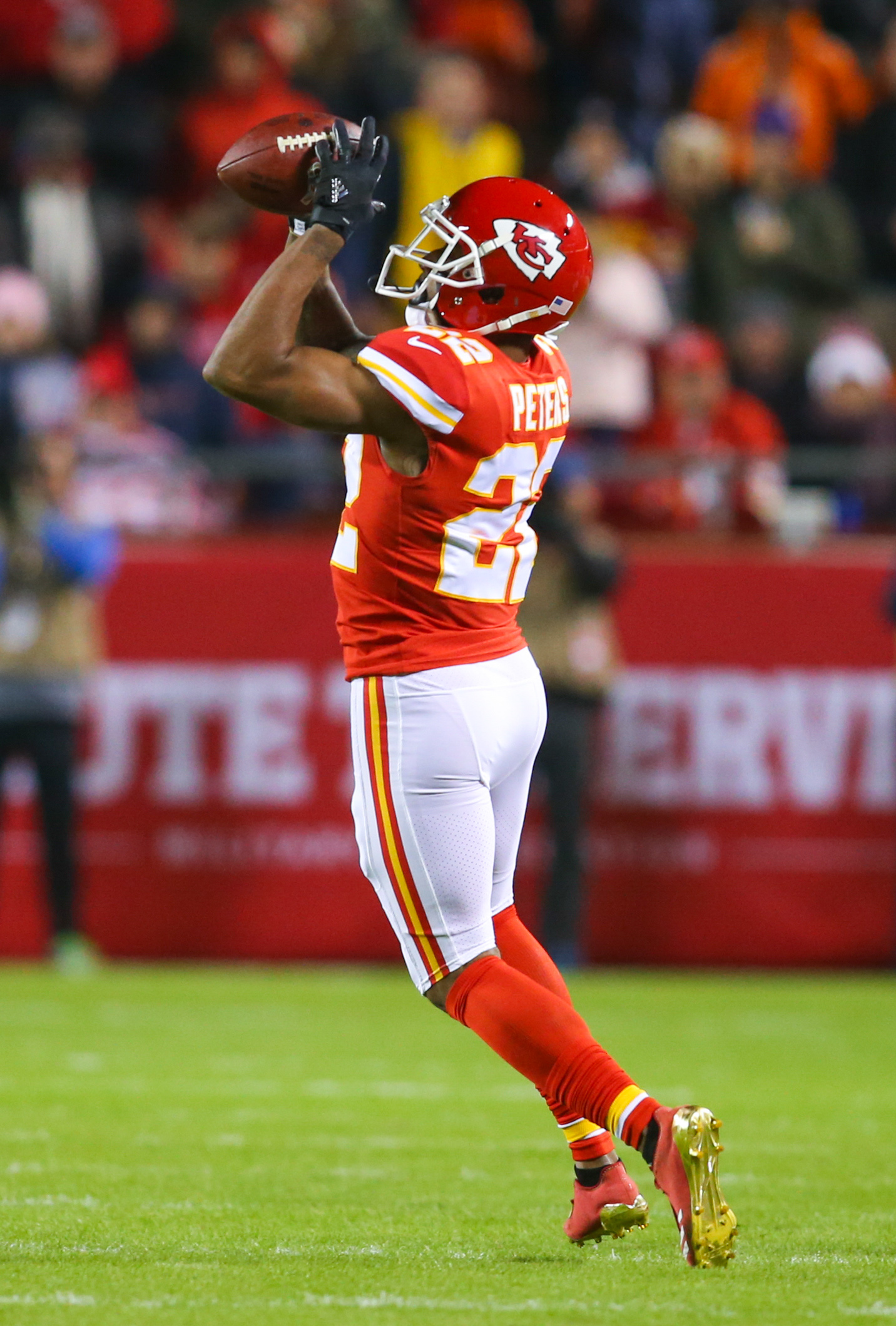 huge selection of 10cfc d7455 Chiefs Trade Marcus Peters To Rams