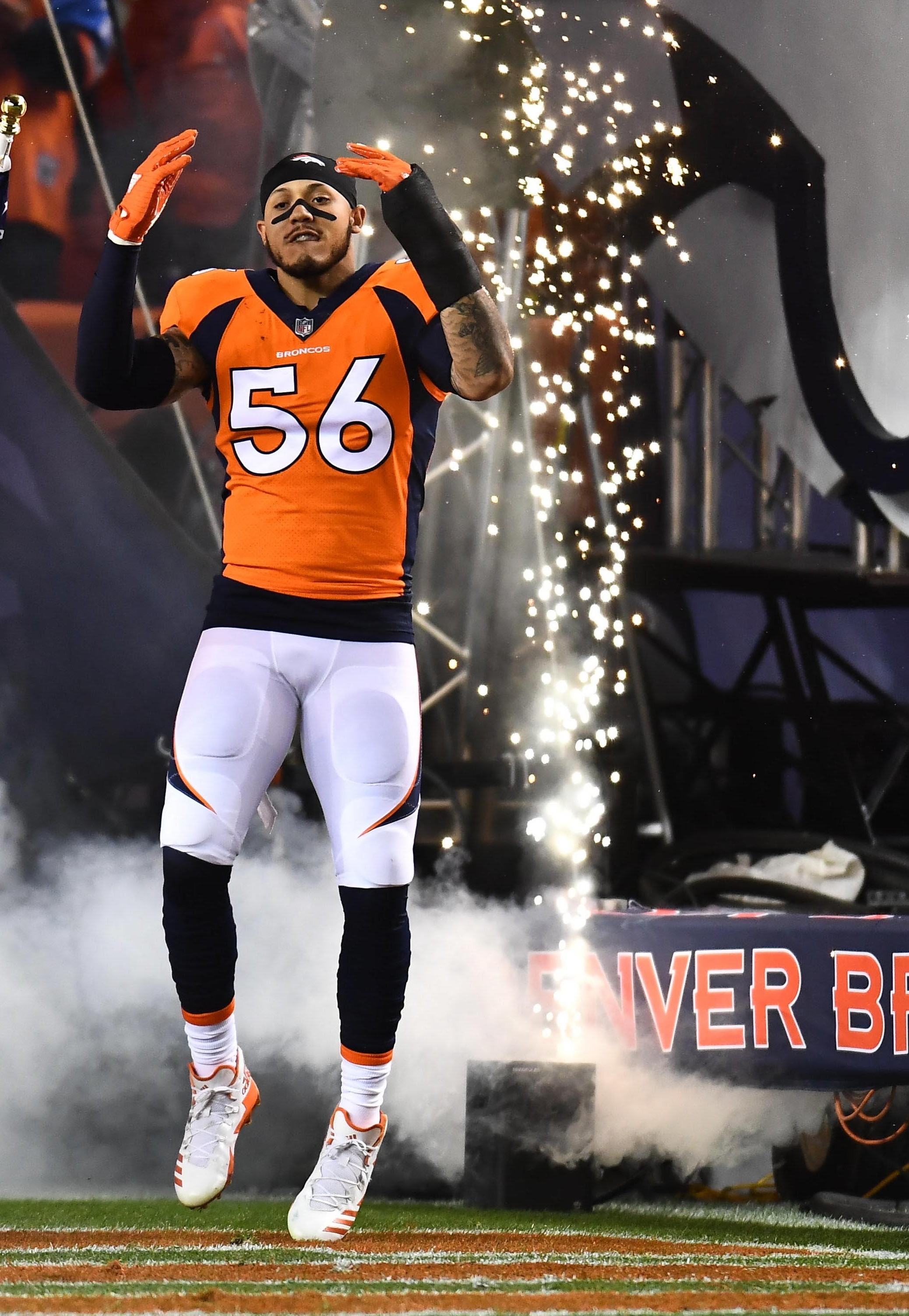 Wholesale No Surgery For Broncos' Shane Ray  hot sale