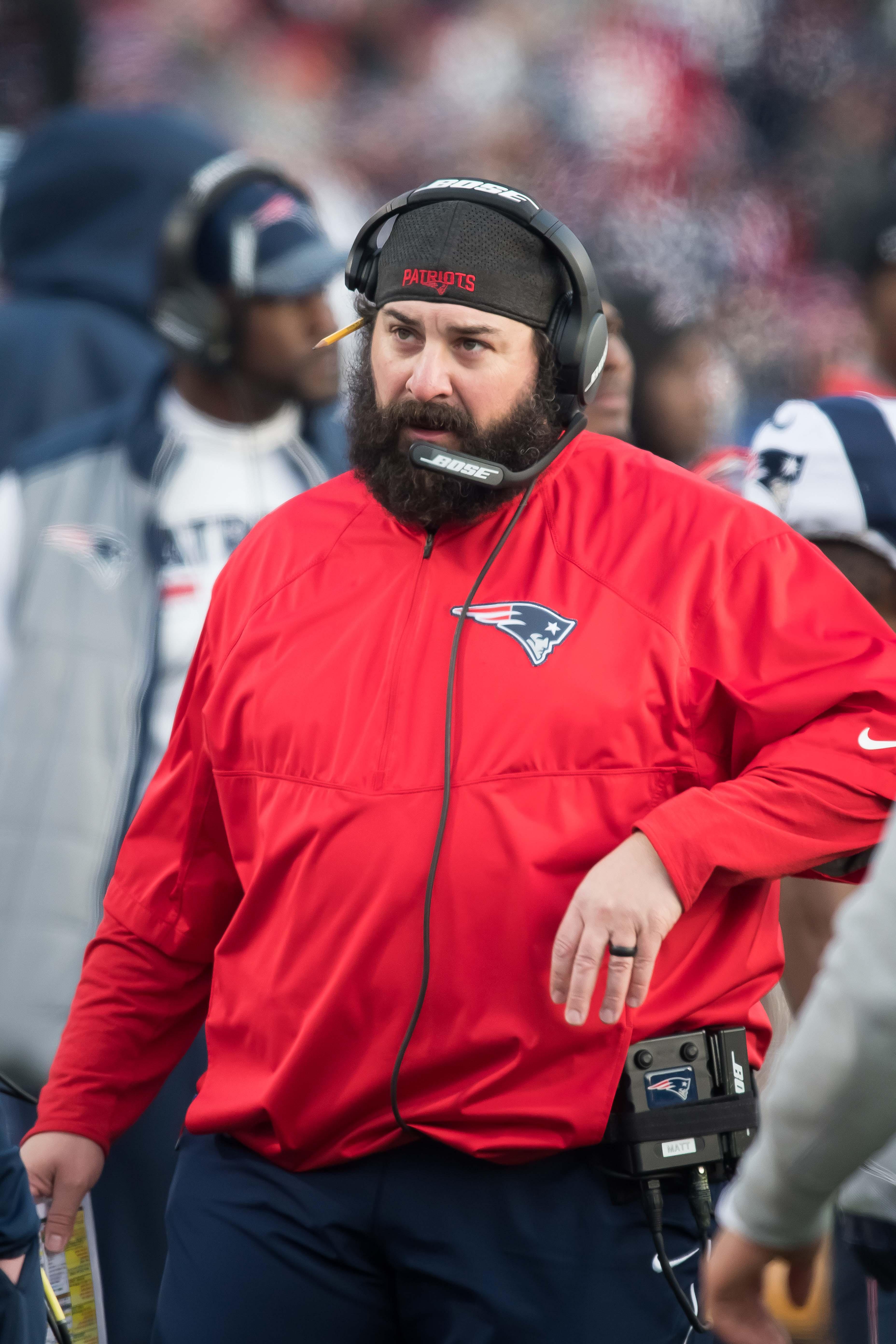 937d98ec Lions Hire Matt Patricia As Head Coach