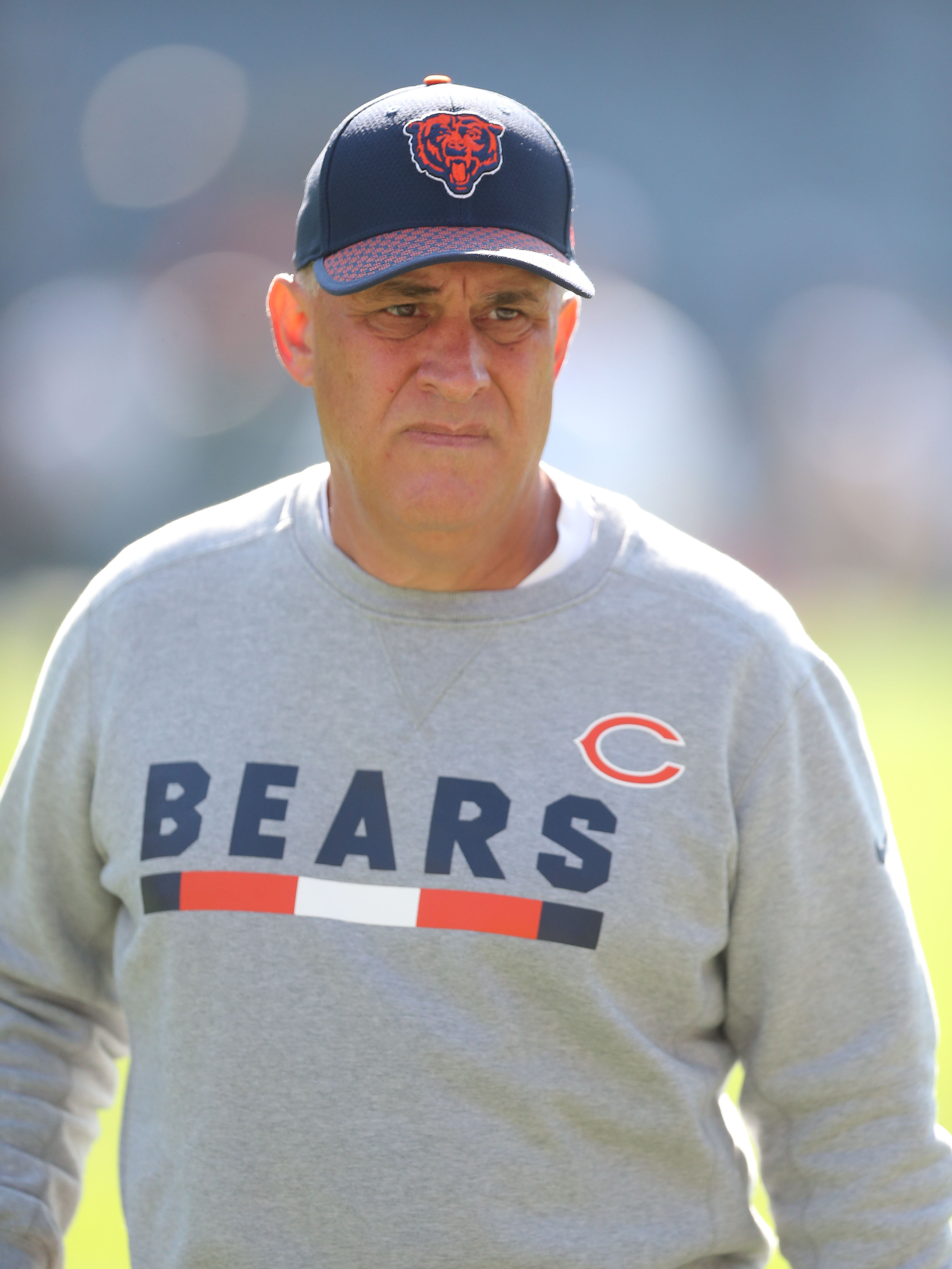360dcd7c708 Bears defensive coordinator Vic Fangio has two interviews lined up. He ll  meet with both the Broncos and Dolphins on Monday