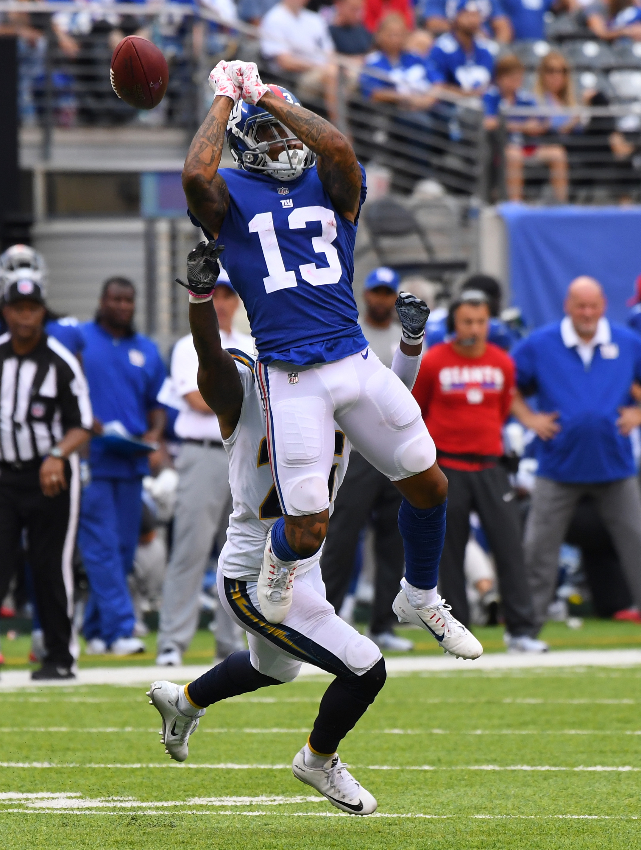 Odell beckham jr to report to giants m4hsunfo