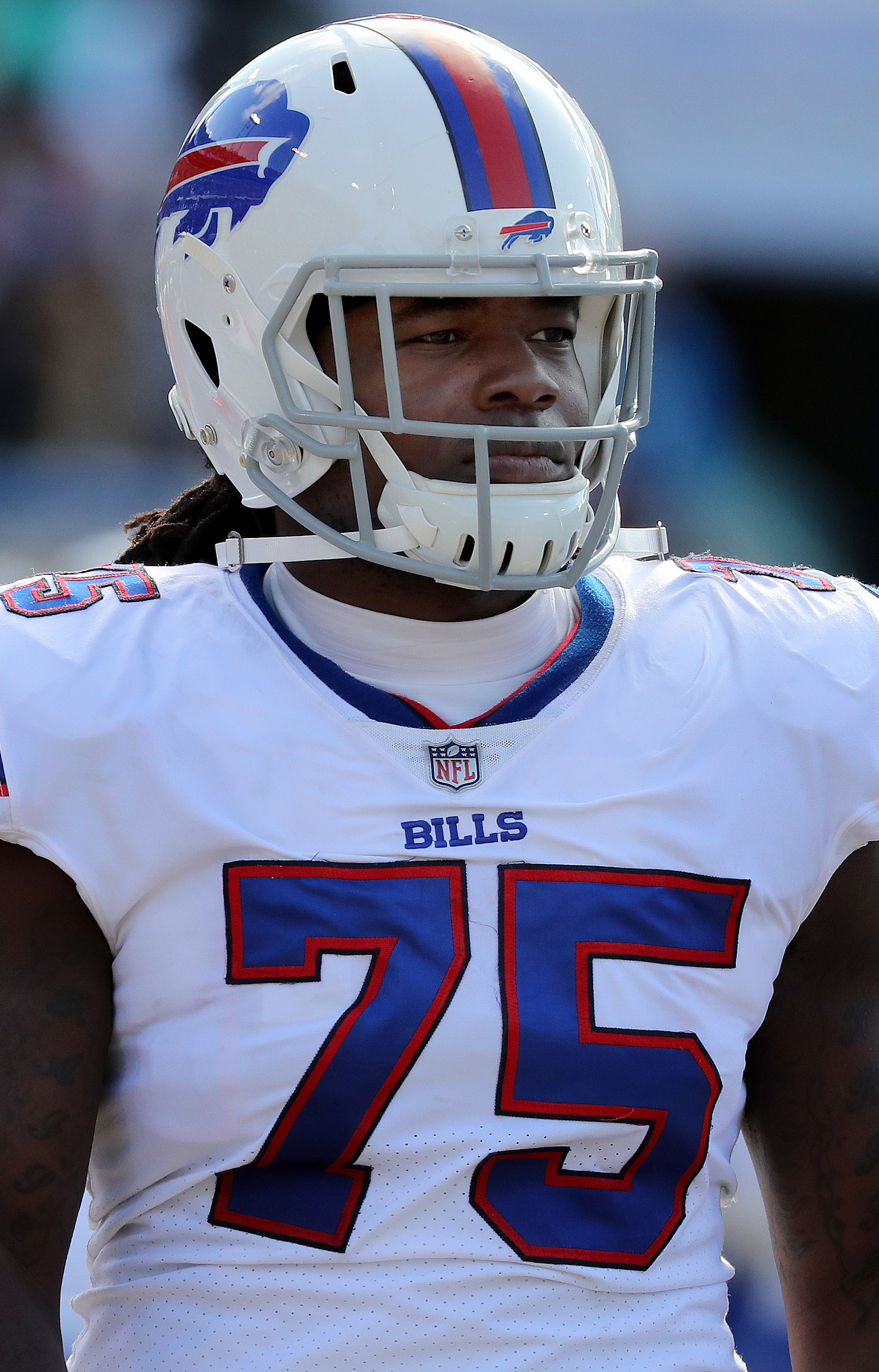The Bills have released defensive end Cap Capi. Capi hooked on with the  Bills last November and appeared in four games with the team. 1c26a814274f