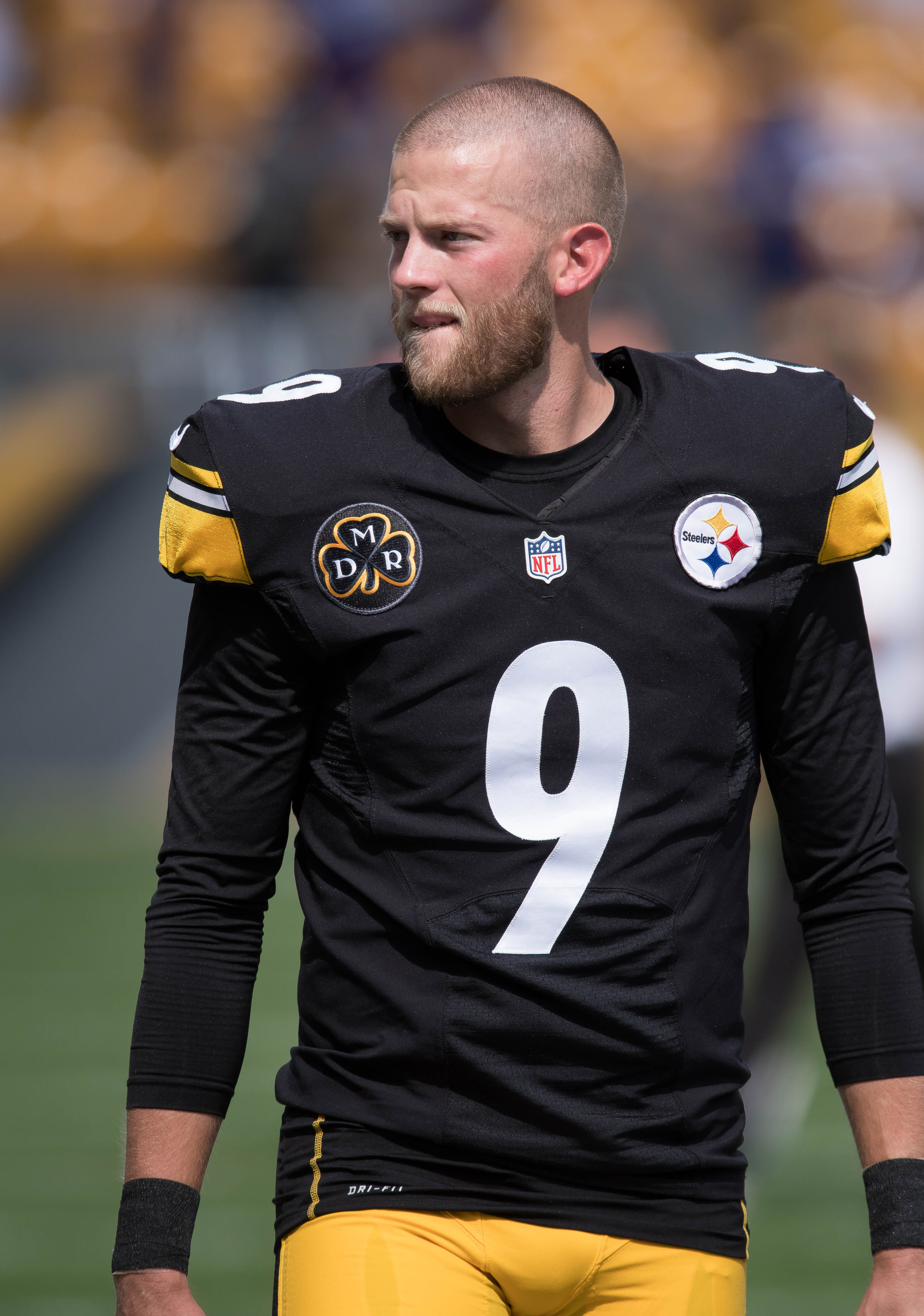 differently d599c f0fc5 Steelers Place K Chris Boswell On IR