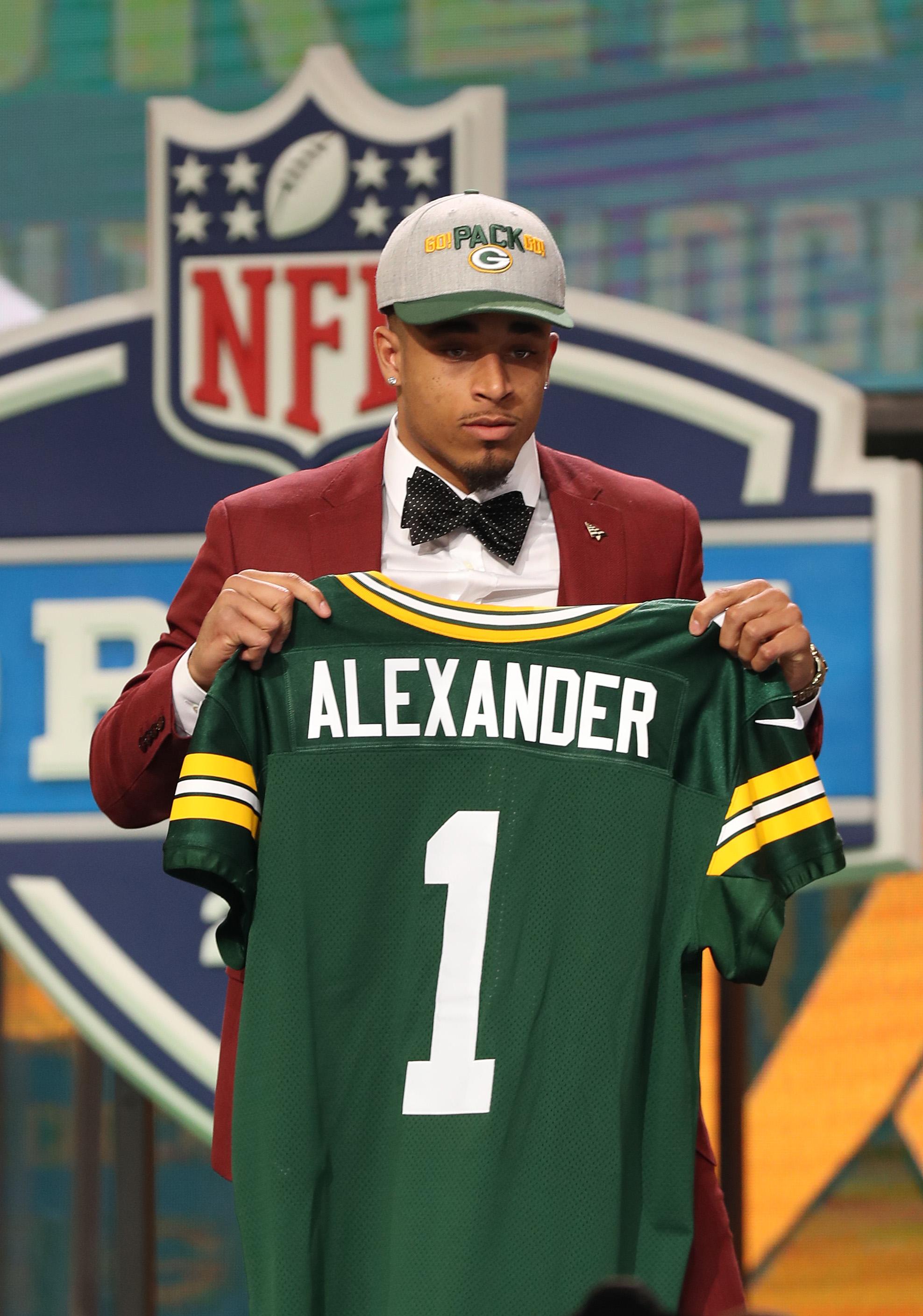 477b25d2 Packers Sign CB Jaire Alexander