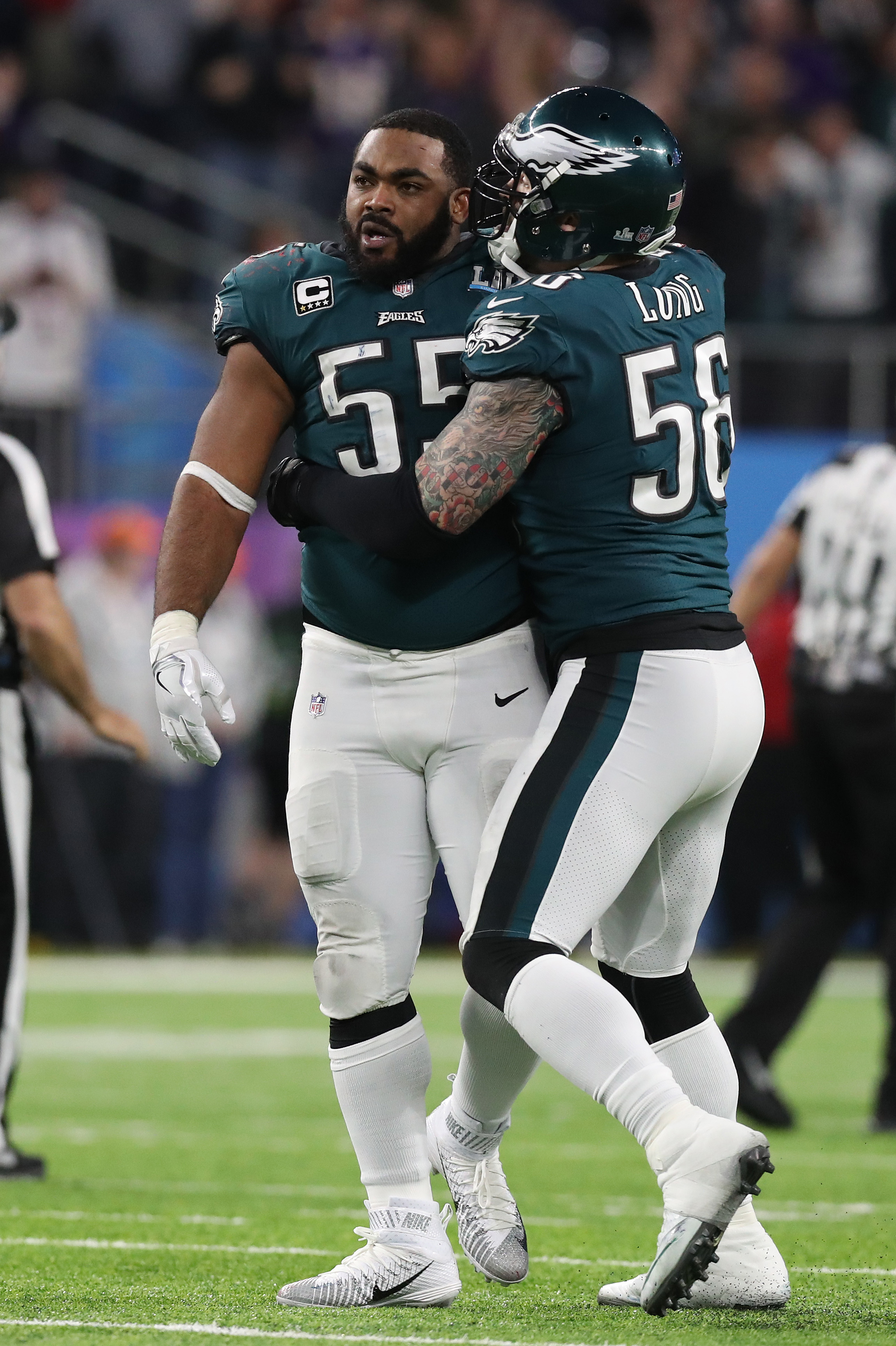 a88b206b70e Eagles  Brandon Graham Willing To Play Out Final Year Of Contract