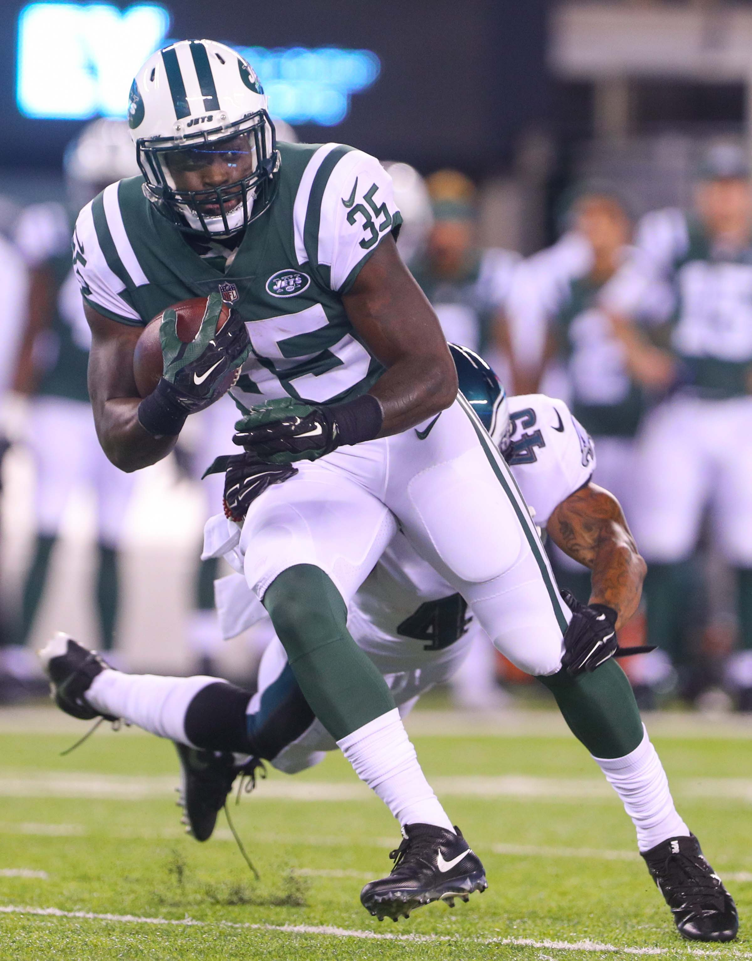 0f814ed1baf Jets Sign George Atkinson; Elijah McGuire Out Three To Six Weeks
