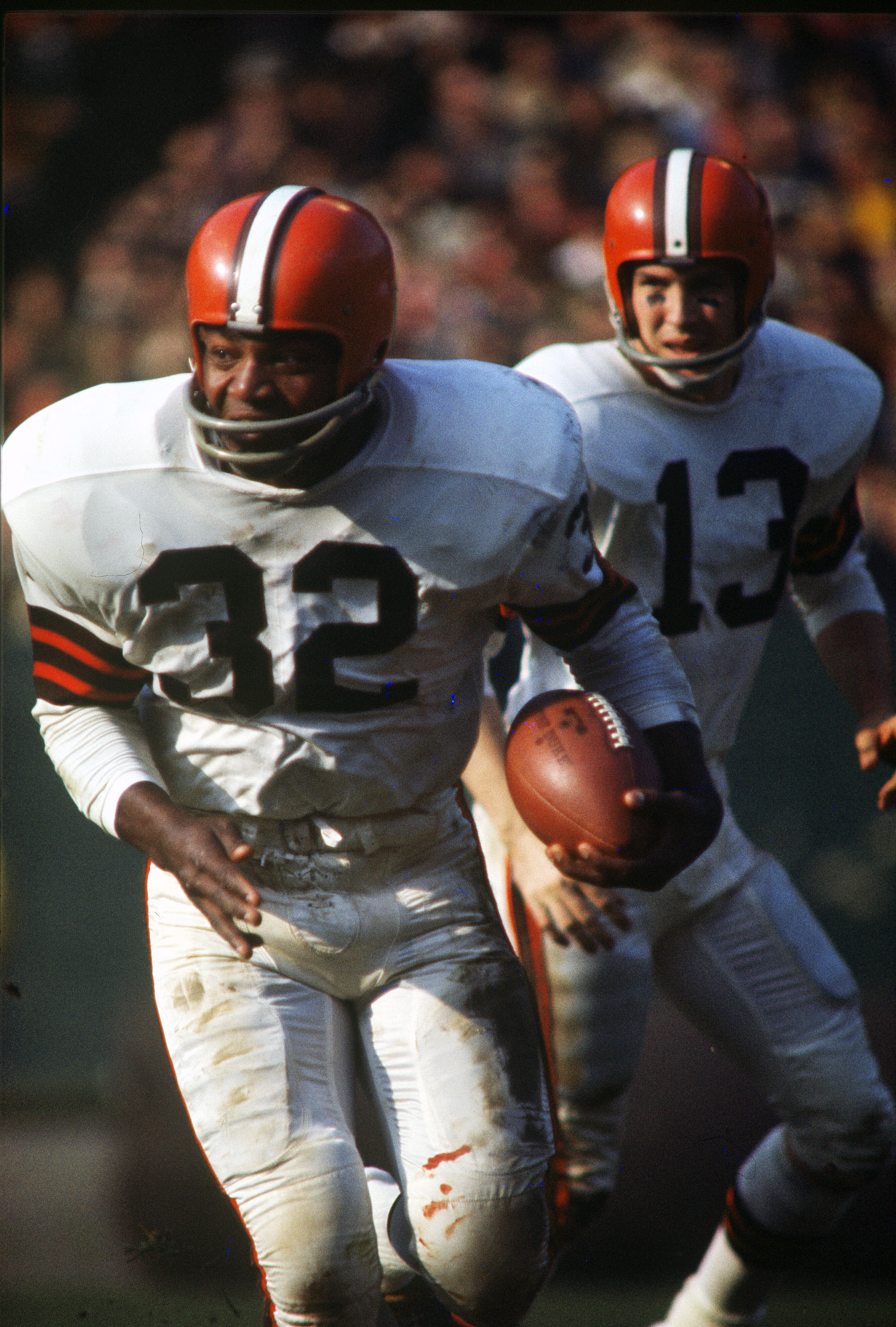 Jim Brown Football >> This Date In Transactions History Jim Brown Retires