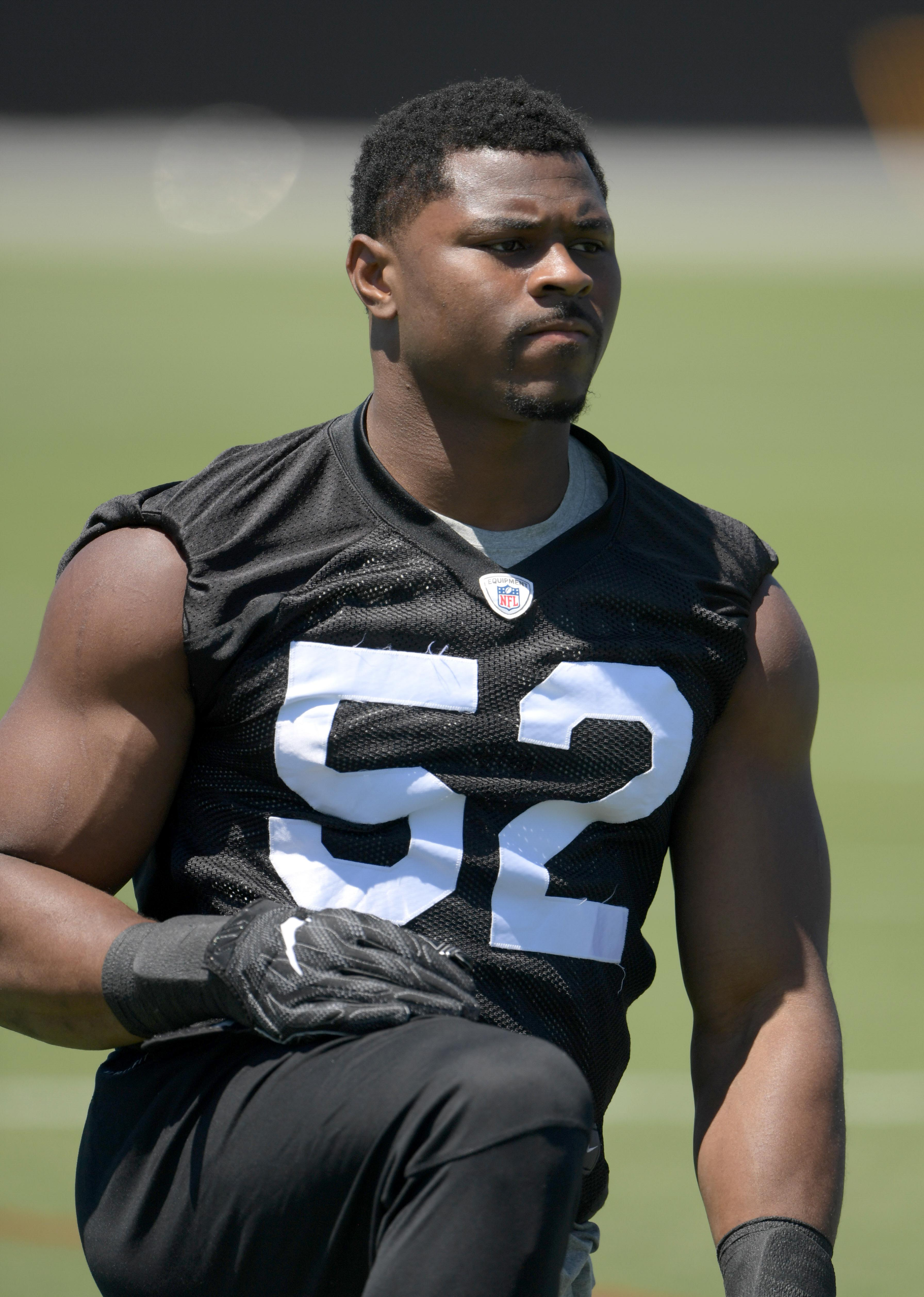 Raiders Not Ruling Out Khalil Mack Trade; Four Teams