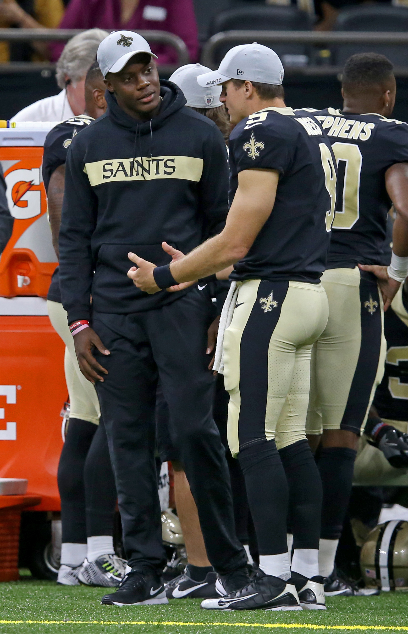 The Saints have been linked to both Teddy Bridgewater and Ryan Tannehill as  they search for a backup quarterback 65bb20ad8