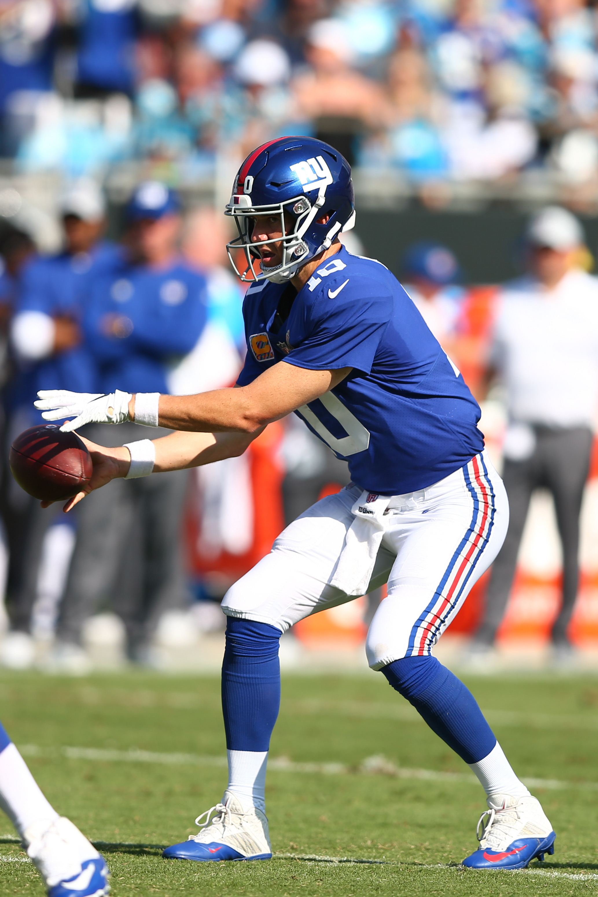 Giants Leaning Toward Keeping Eli Manning As Starter  cd5ab46ea