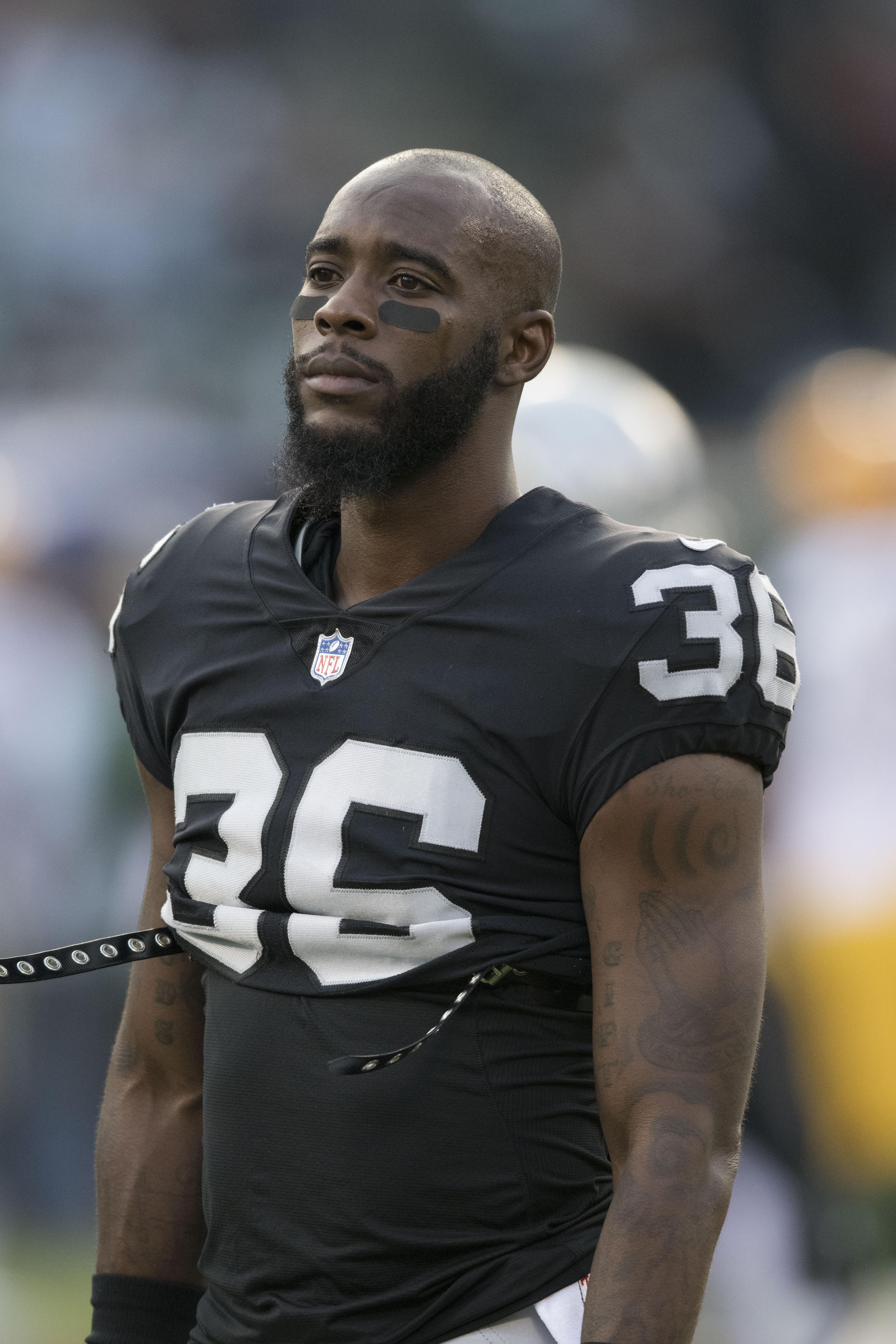 hot sale online 33a03 791e6 Raiders CB Dominique Rodgers-Cromartie Retires From NFL