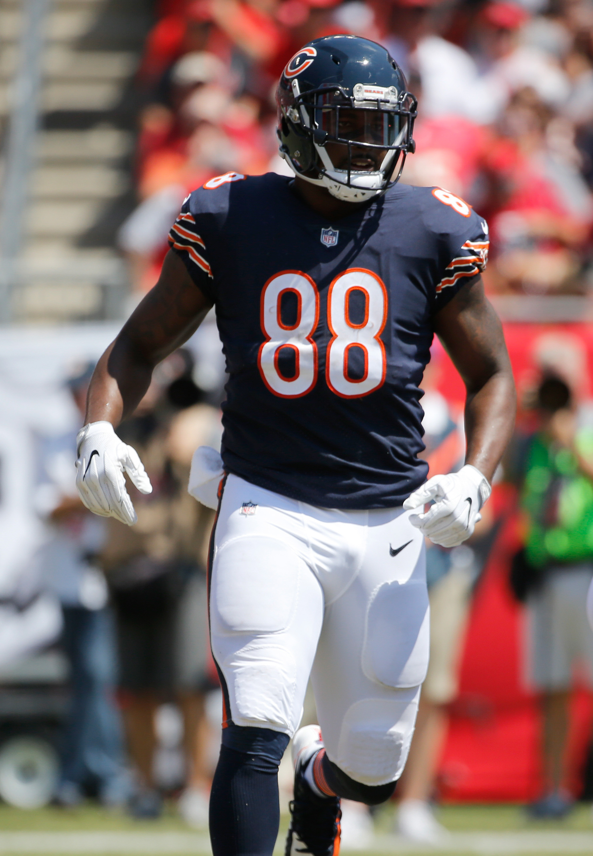cheap for discount 20e8f ce055 Bears To Activate Adam Shaheen, Send Dion Sims To IR