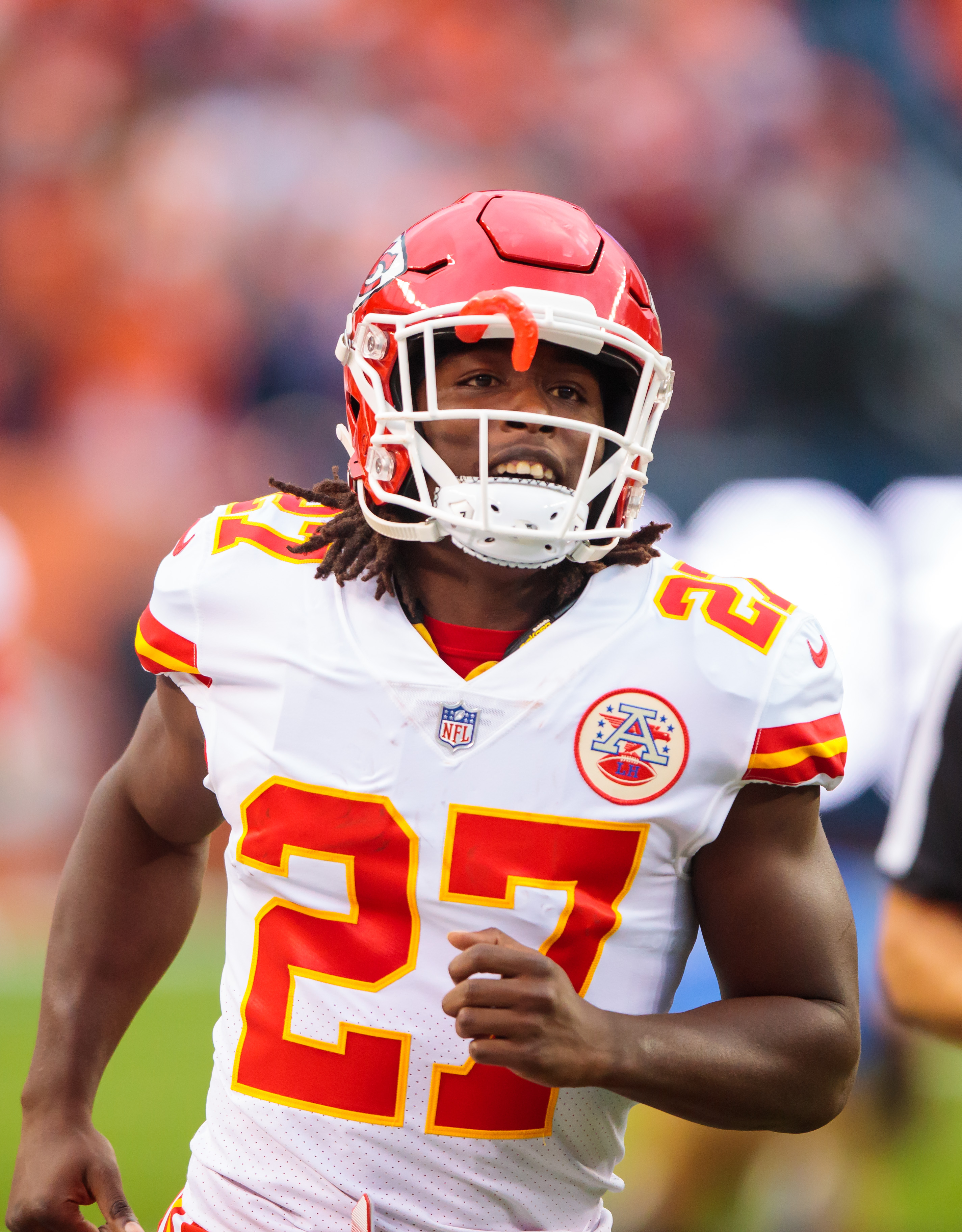 hot sale online 22476 0a34f Chiefs Release Kareem Hunt