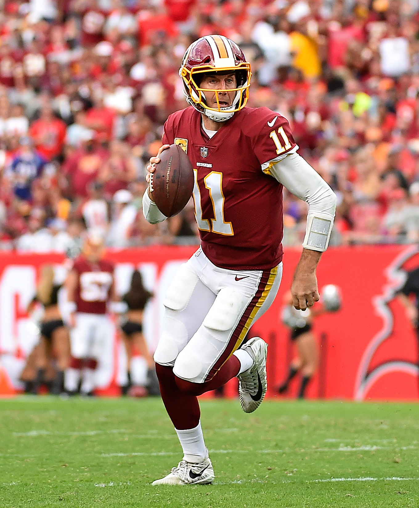 f4cd0a6b3b5 Redskins quarterback Alex Smith is battling an infection in his broken  fibula and tibia, sources tell Ian Rapoport of NFL.com (on Twitter).