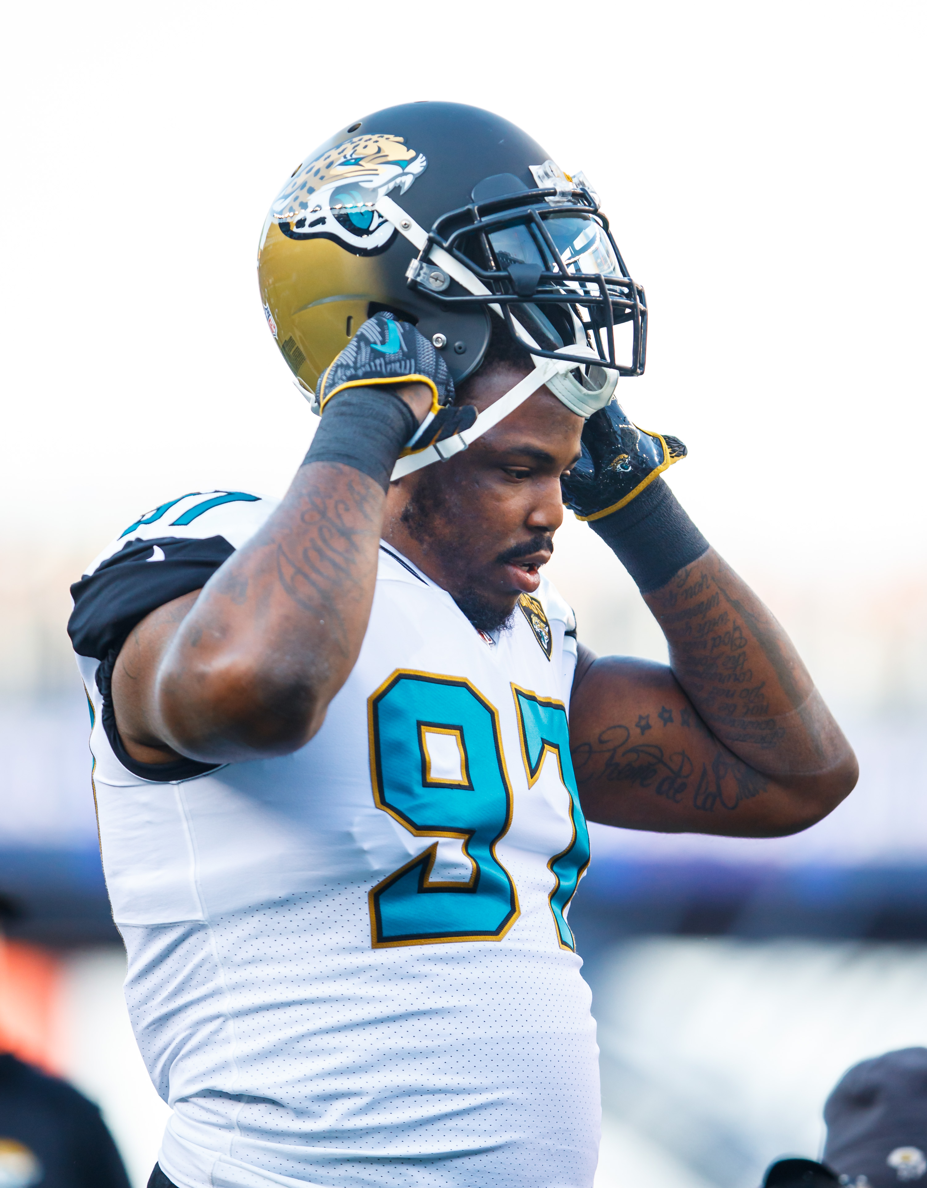 info for 9488e 54274 Jaguars' Malik Jackson Expects To Be Released