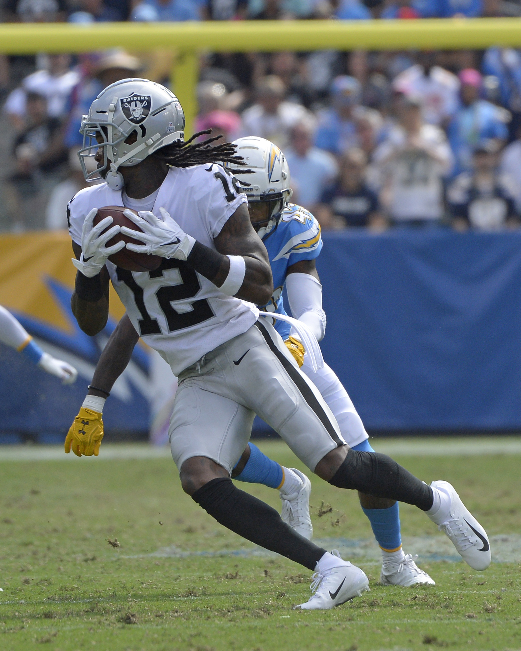cheap for discount 2c5ae 64e57 Raiders WR Martavis Bryant Banned By NFL