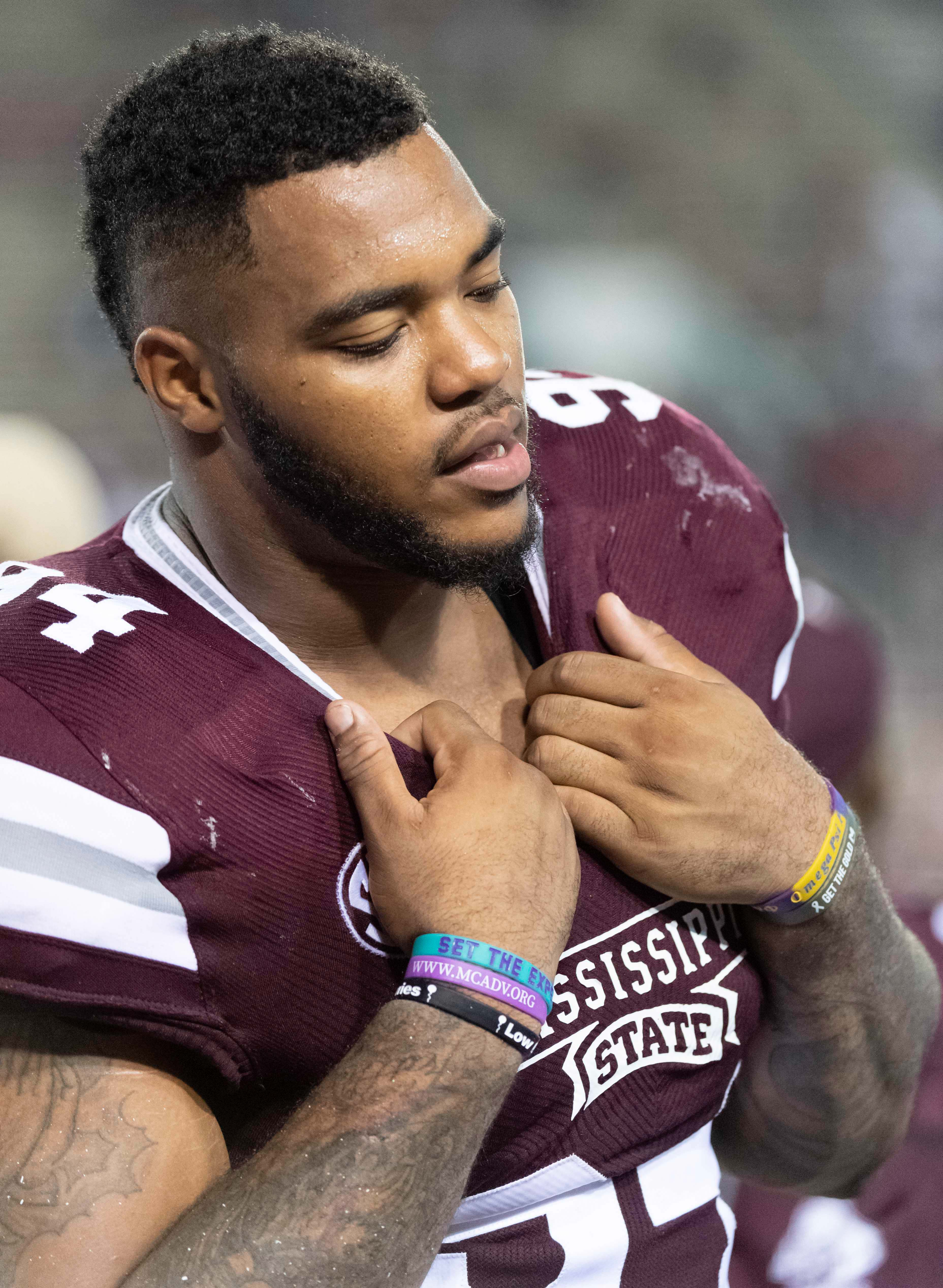 new style 053d5 5b73f Jeffery Simmons Suffers Torn ACL