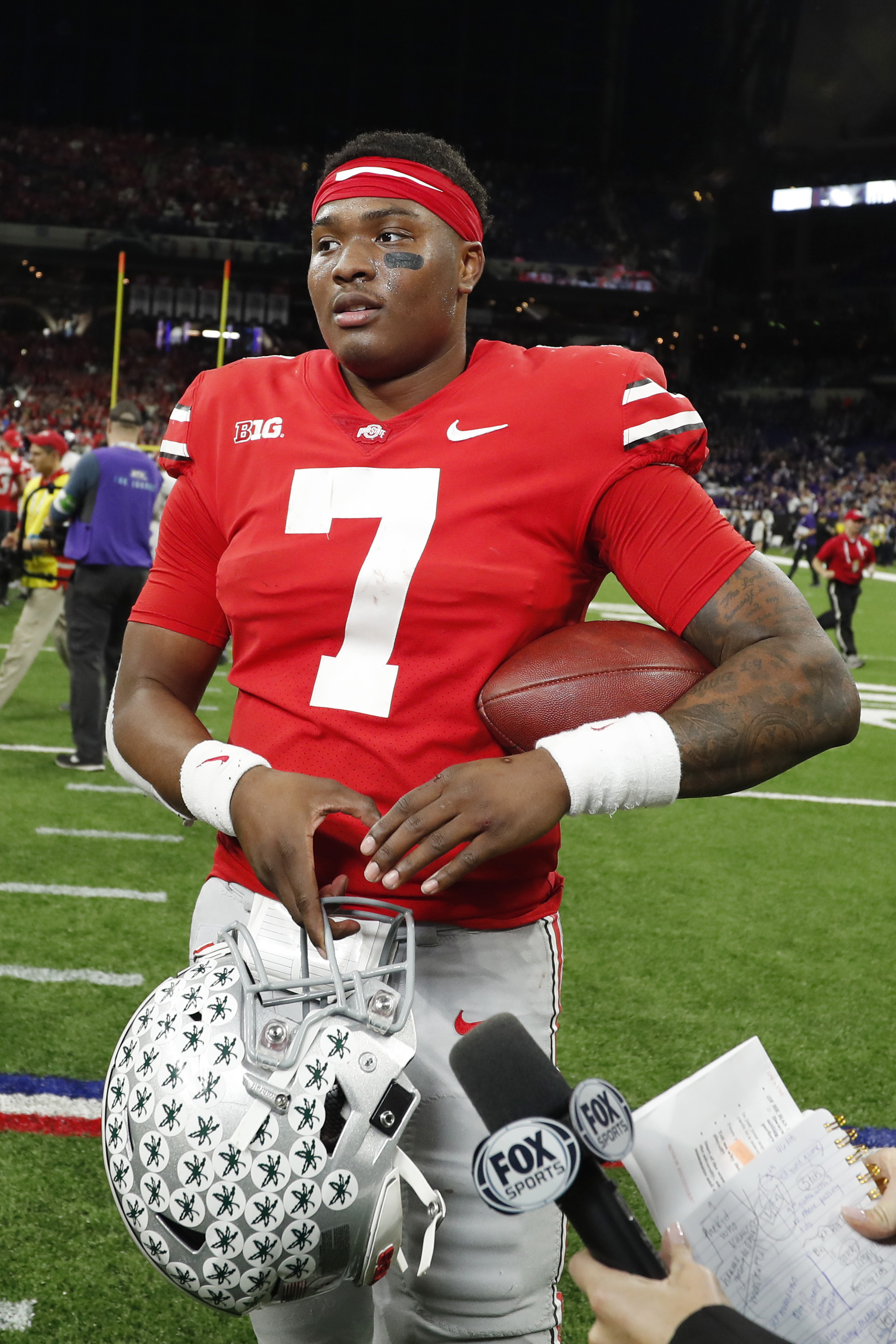 Dwayne Haskins - Pro Football Rumors c6421f4cb