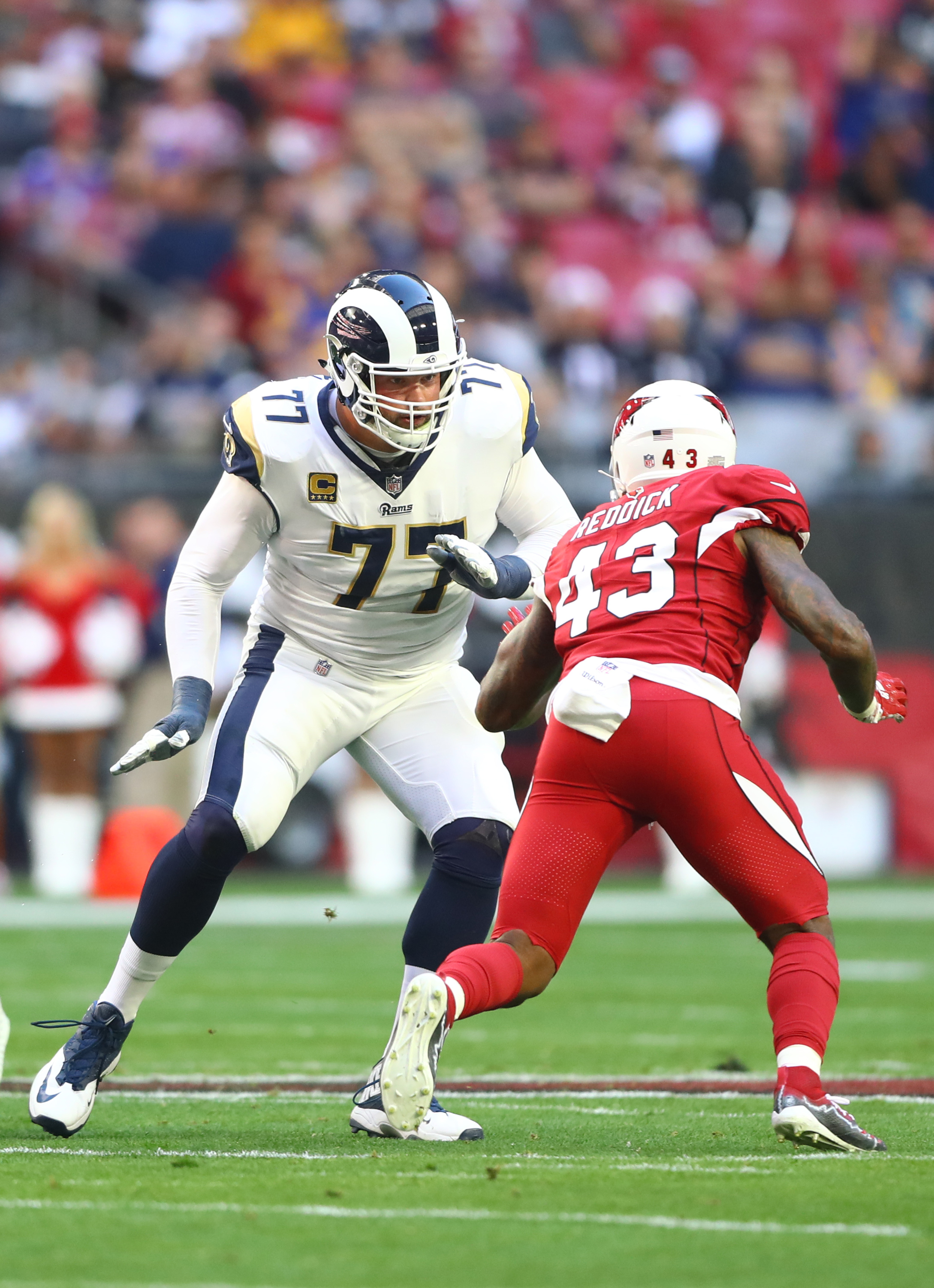 Is The Rams Offensive Line A Concern