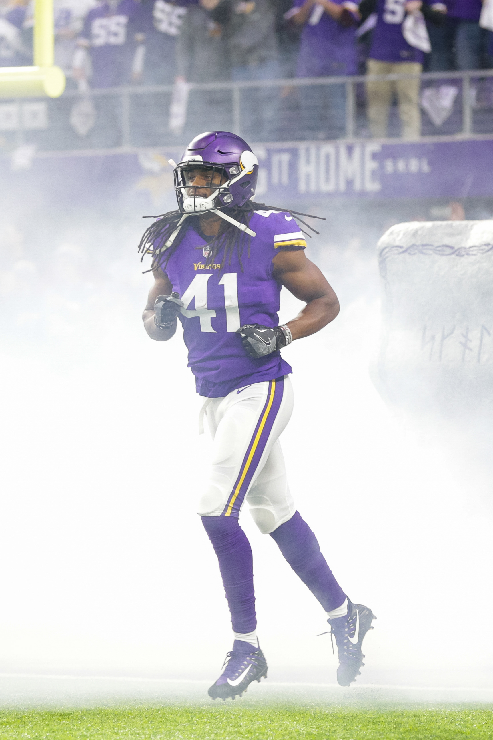on sale d228a 1add4 Vikings Re-Sign RFA Anthony Harris