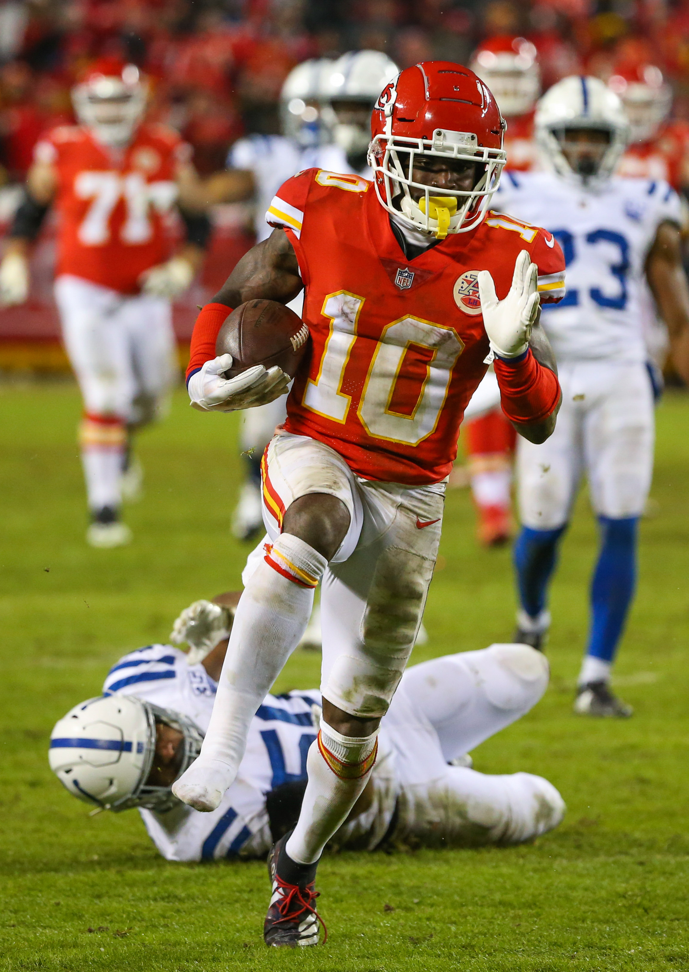 088b354ad7b The top candidate to dethrone them last year may again fill that role, but  the Chiefs have gone through a rather complex offseason.