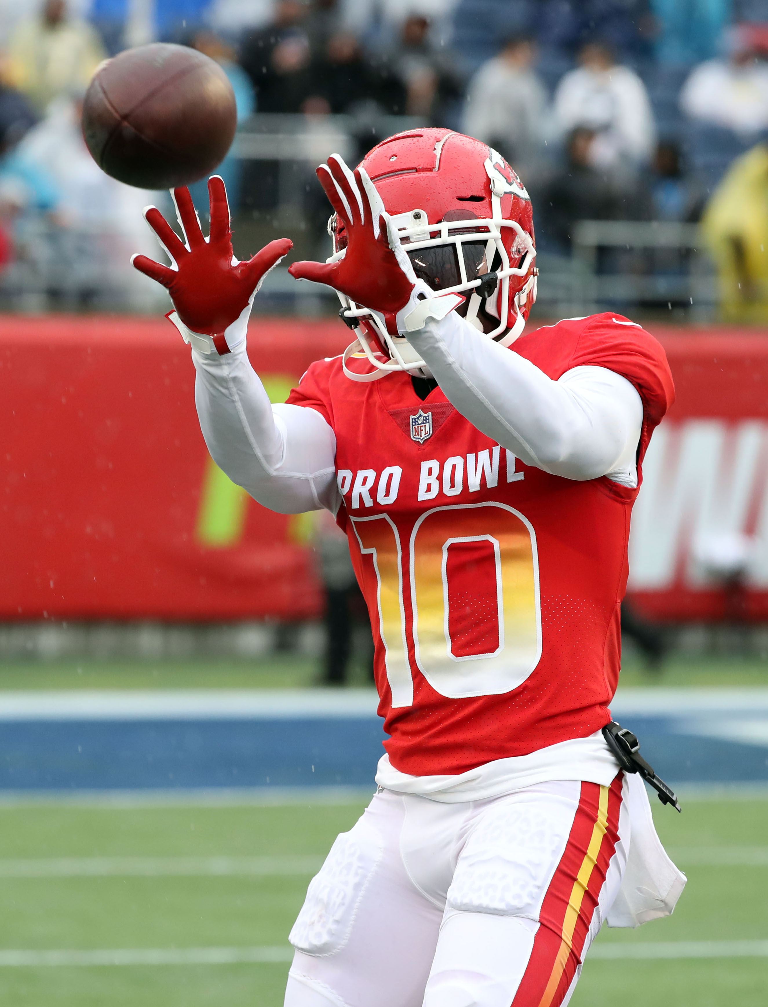 bf05330e ... alleged involvement in his son's broken arm, the prospect of Hill  having struck his child could pose a significant problem for the 25-year-old  wideout.