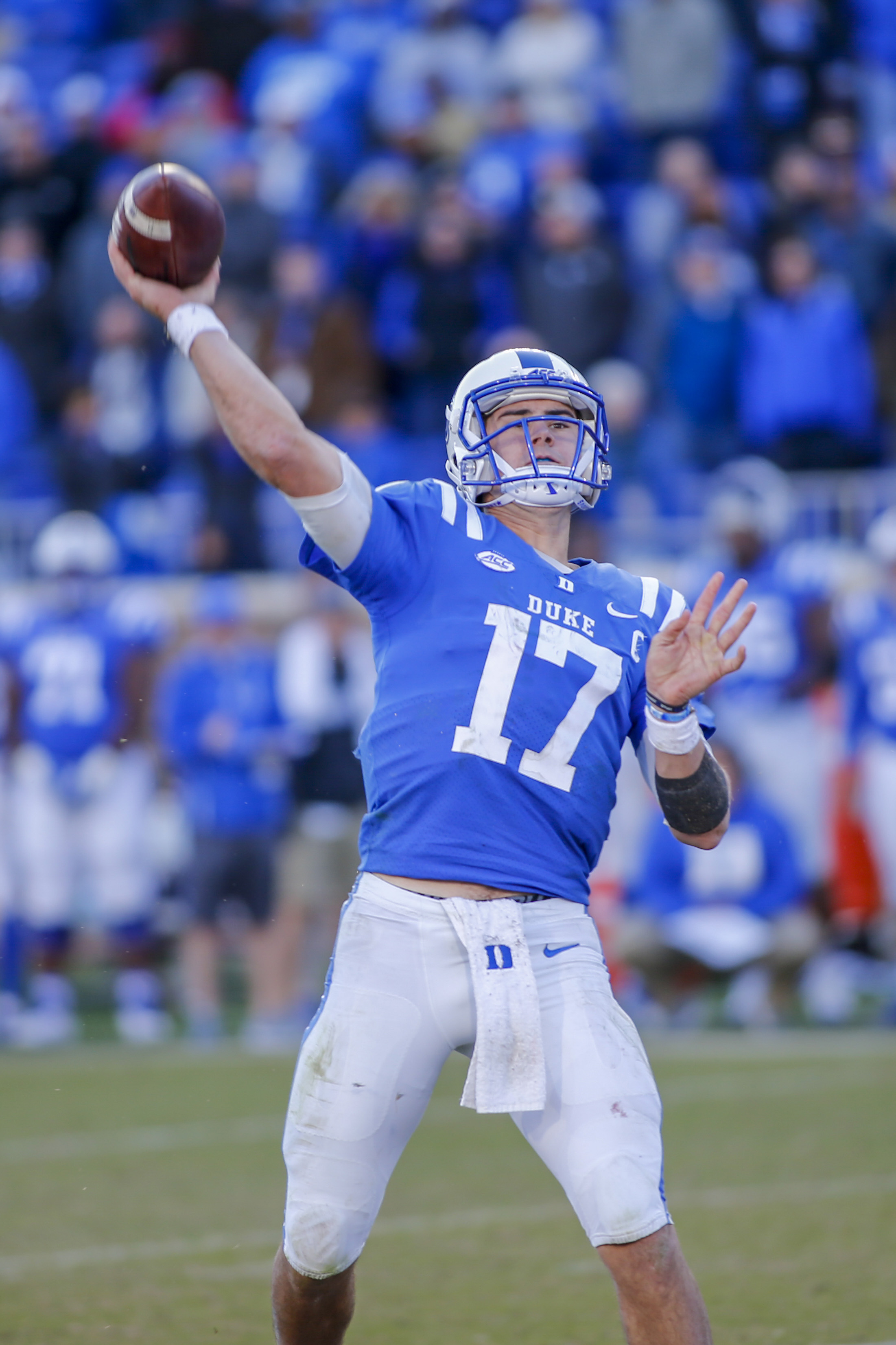 Giants Interested In Duke QB Daniel Jones With No  17 Pick?
