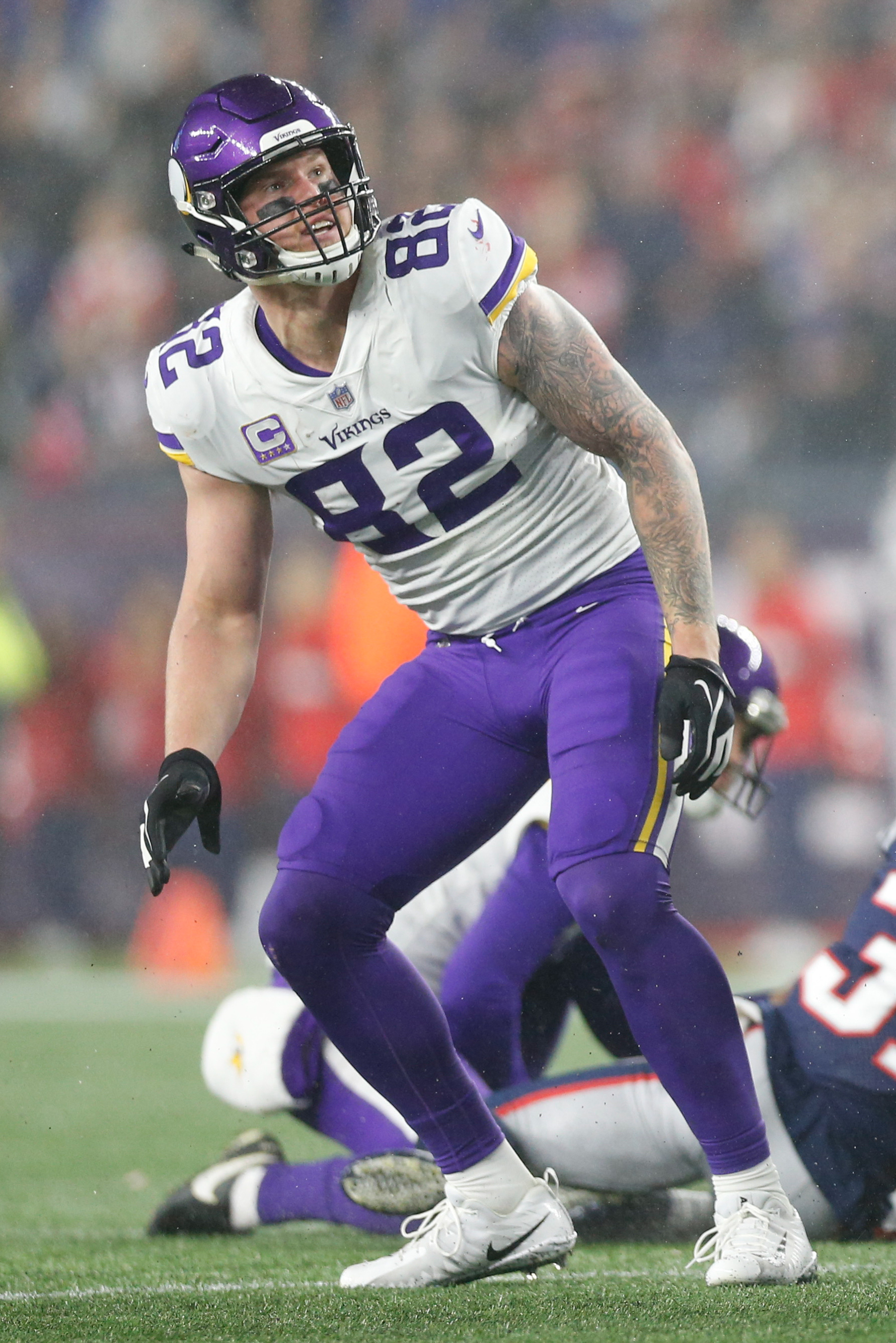Vikings Ask Kyle Rudolph To Take Pay Cut