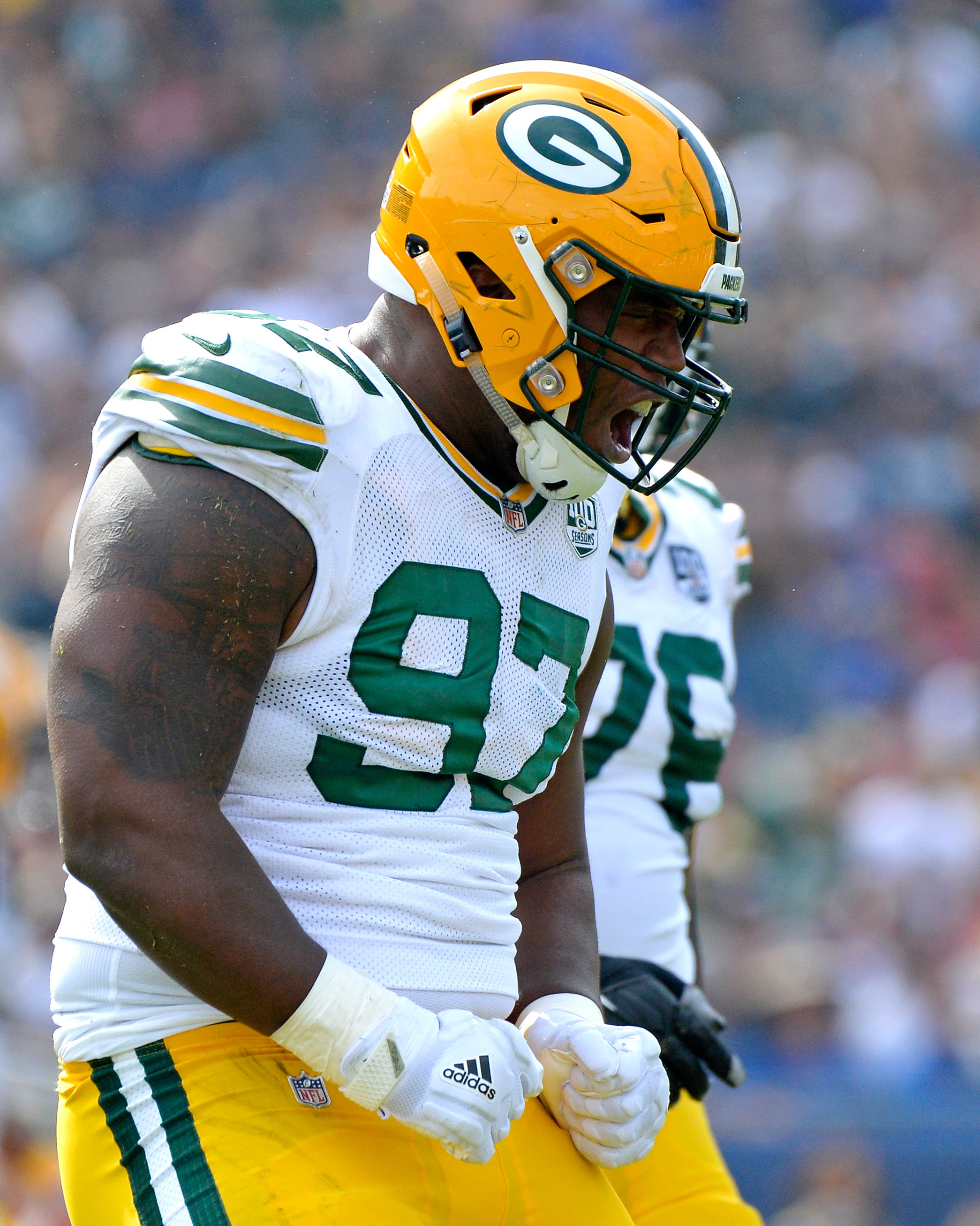 new product a0f70 48170 Packers To Exercise Kenny Clark's Option