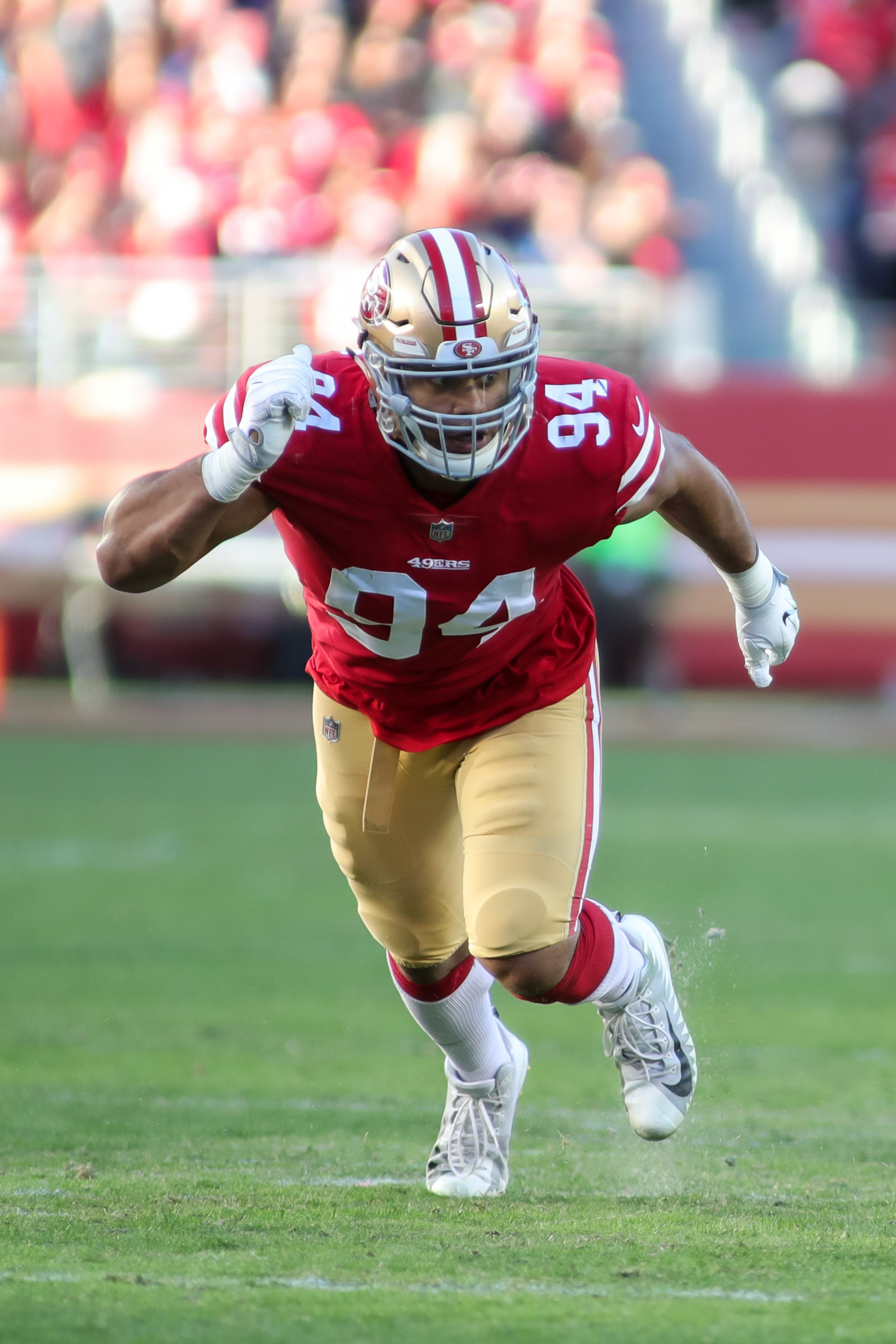 7674cce1a Solomon Thomas - Pro Football Rumors