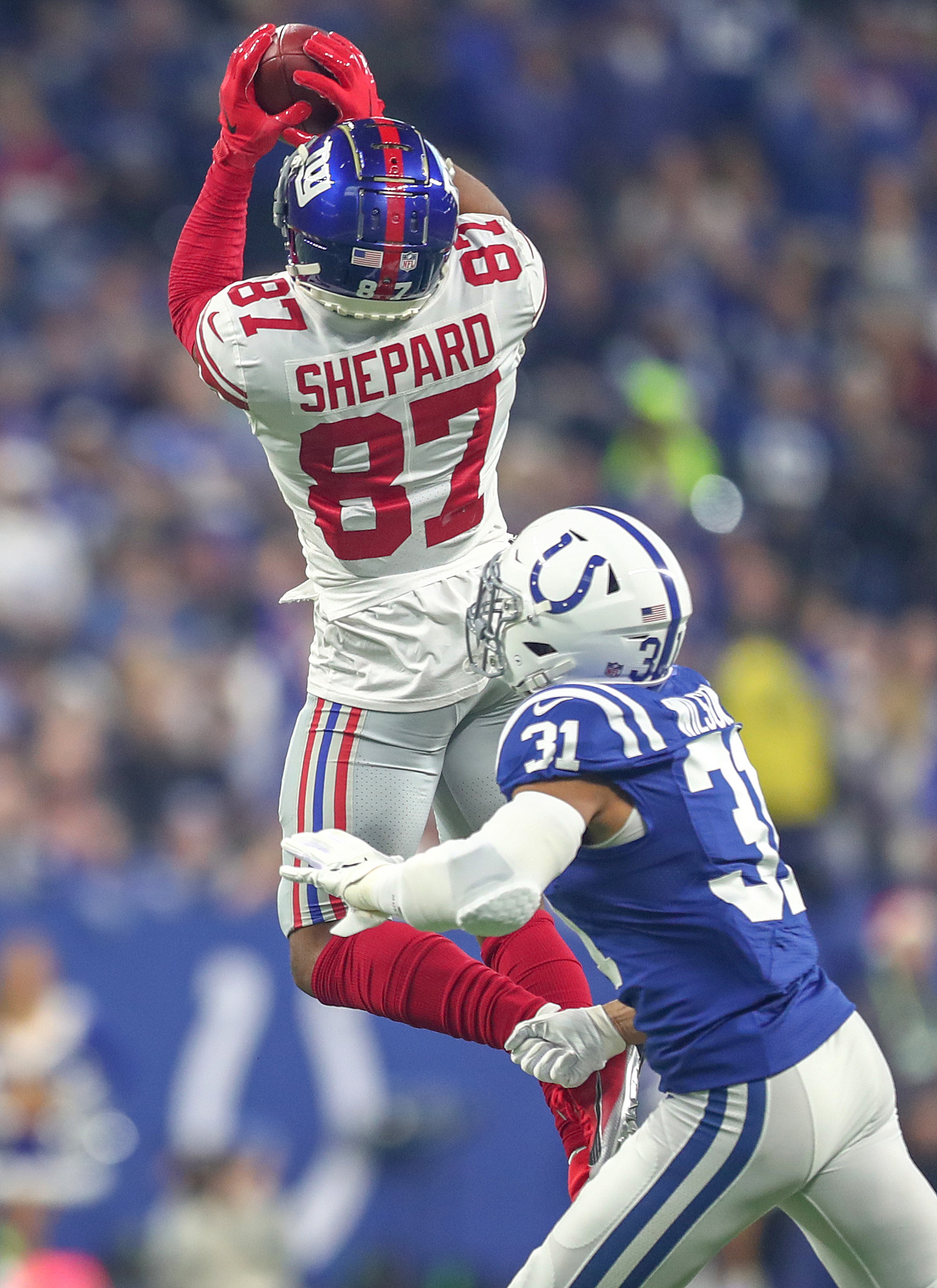 Giants, Sterling Shepard Agree To Extension