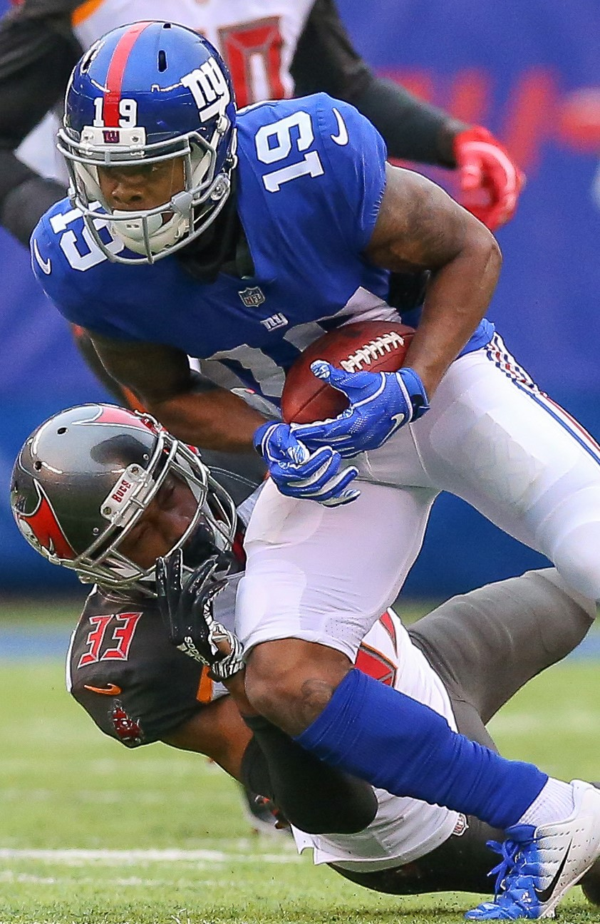 f9ceb9ca Giants WR Corey Coleman Signed New Deal