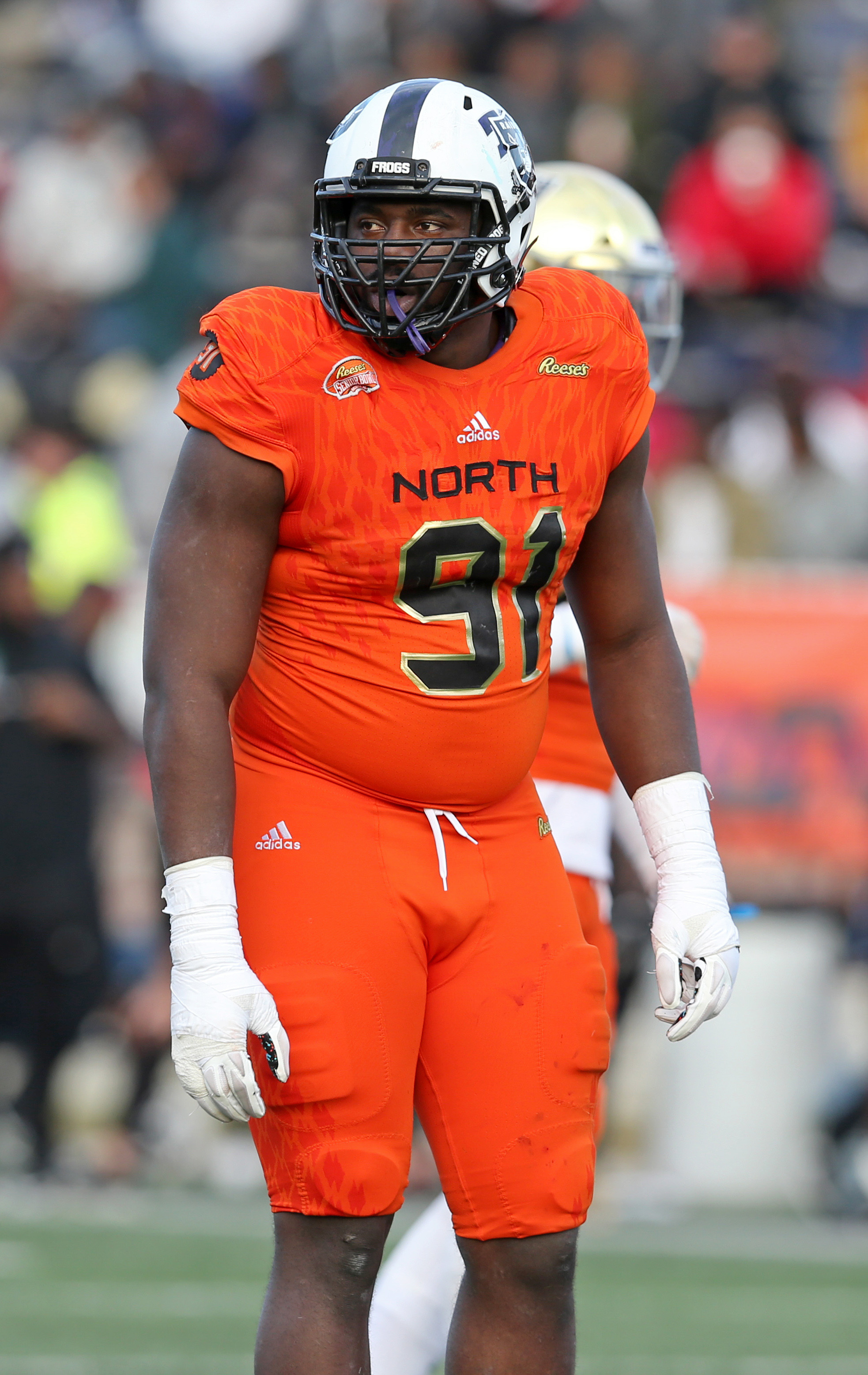 official photos 70111 5feab Seahawks Sign First-Rounder L.J. Collier
