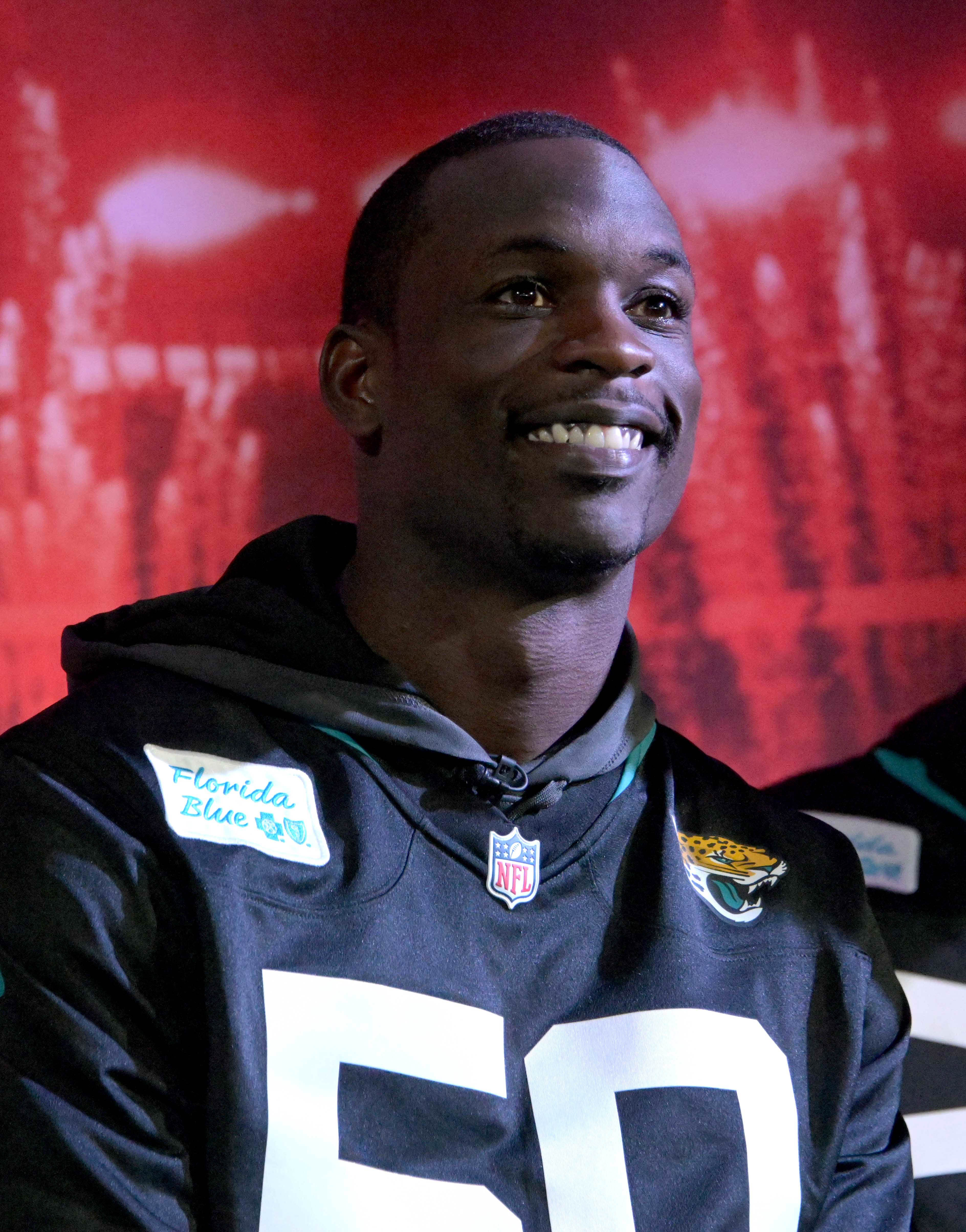 d5a4178d Telvin Smith Wants To Stay With Jaguars