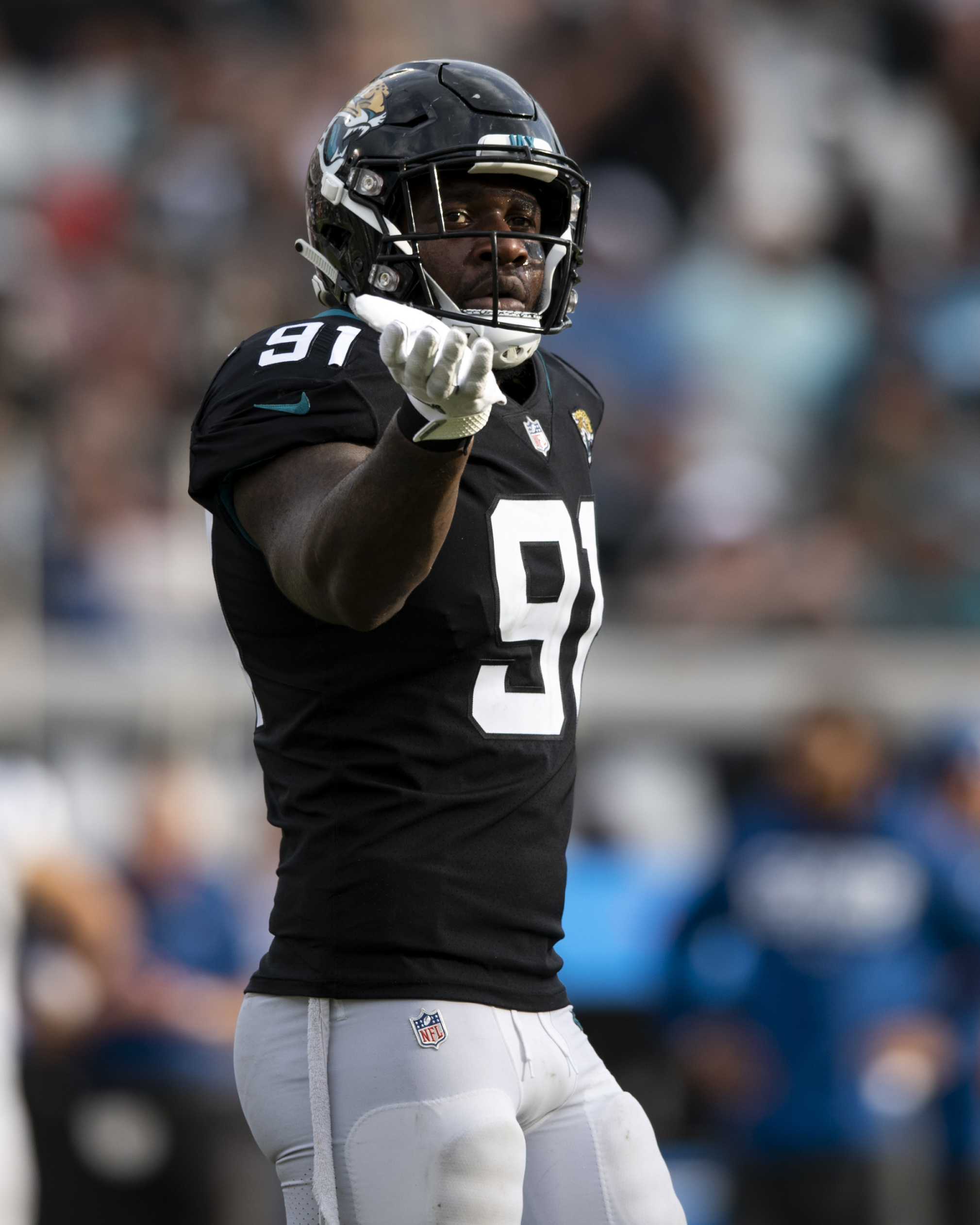 402f4b4c649 The Jaguars will not have Yannick Ngakoue as they begin their mandatory  minicamp. On Monday, the defensive end announced that he will stay at home  in hopes ...