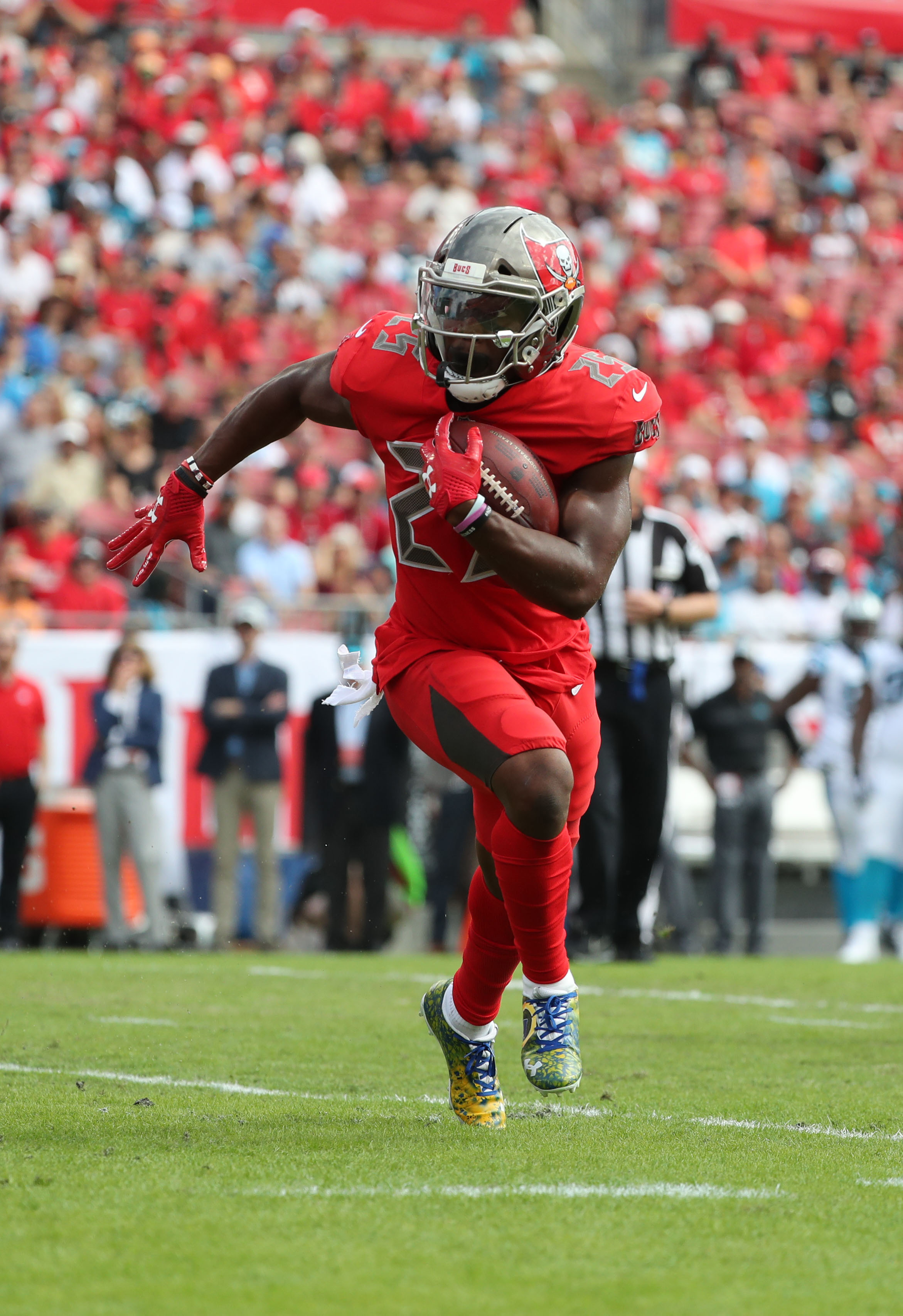 more photos 1c380 5a990 Examining The Buccaneers' RB Situation